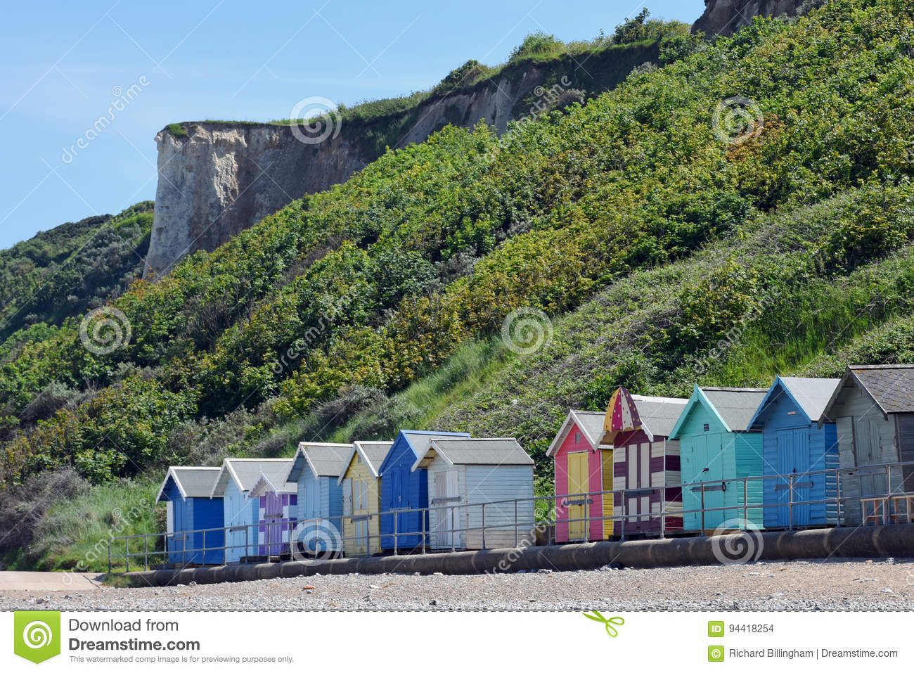 Overstrand cliffs