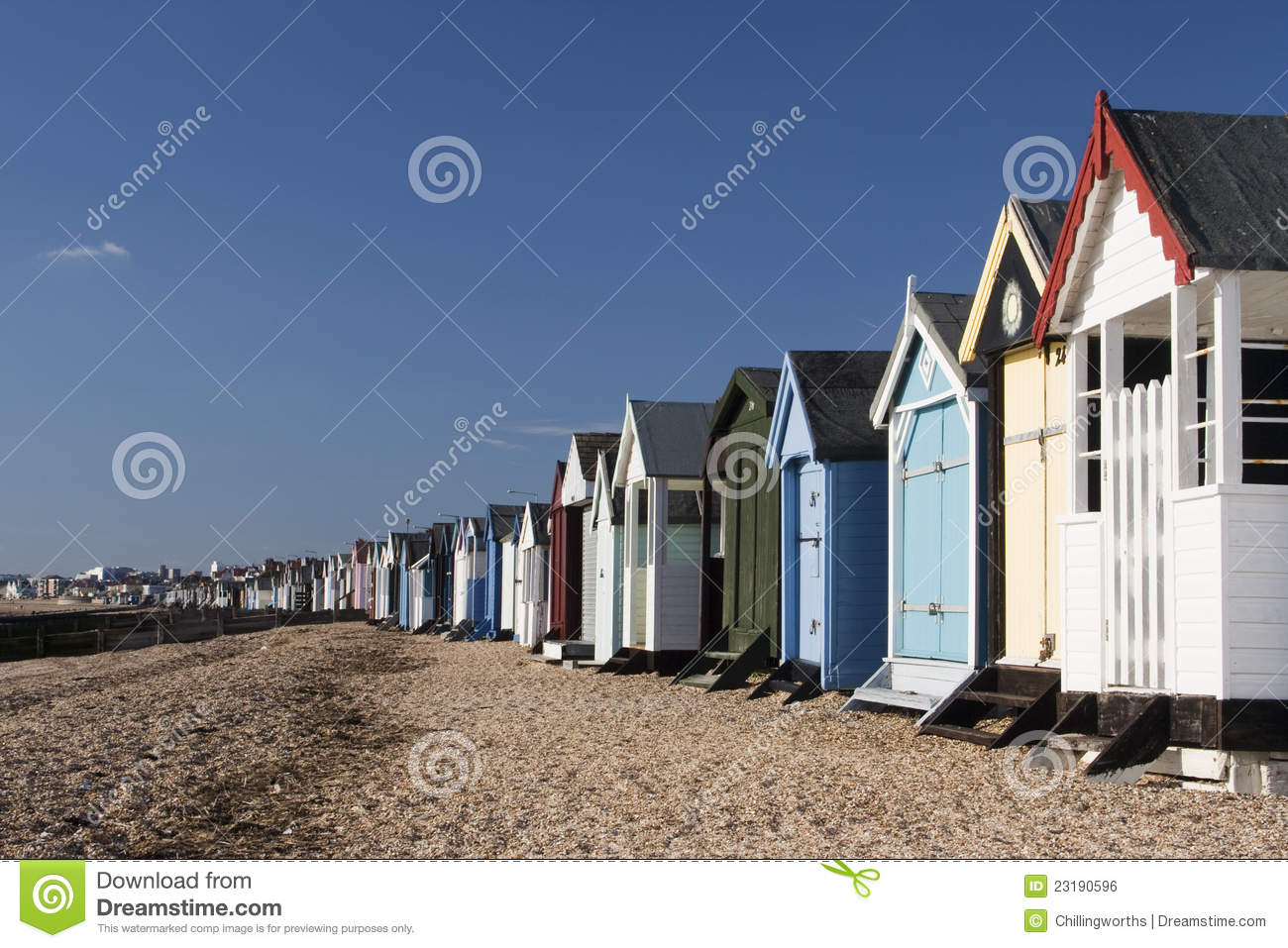 What Are The Beach Huts On Southend Pier