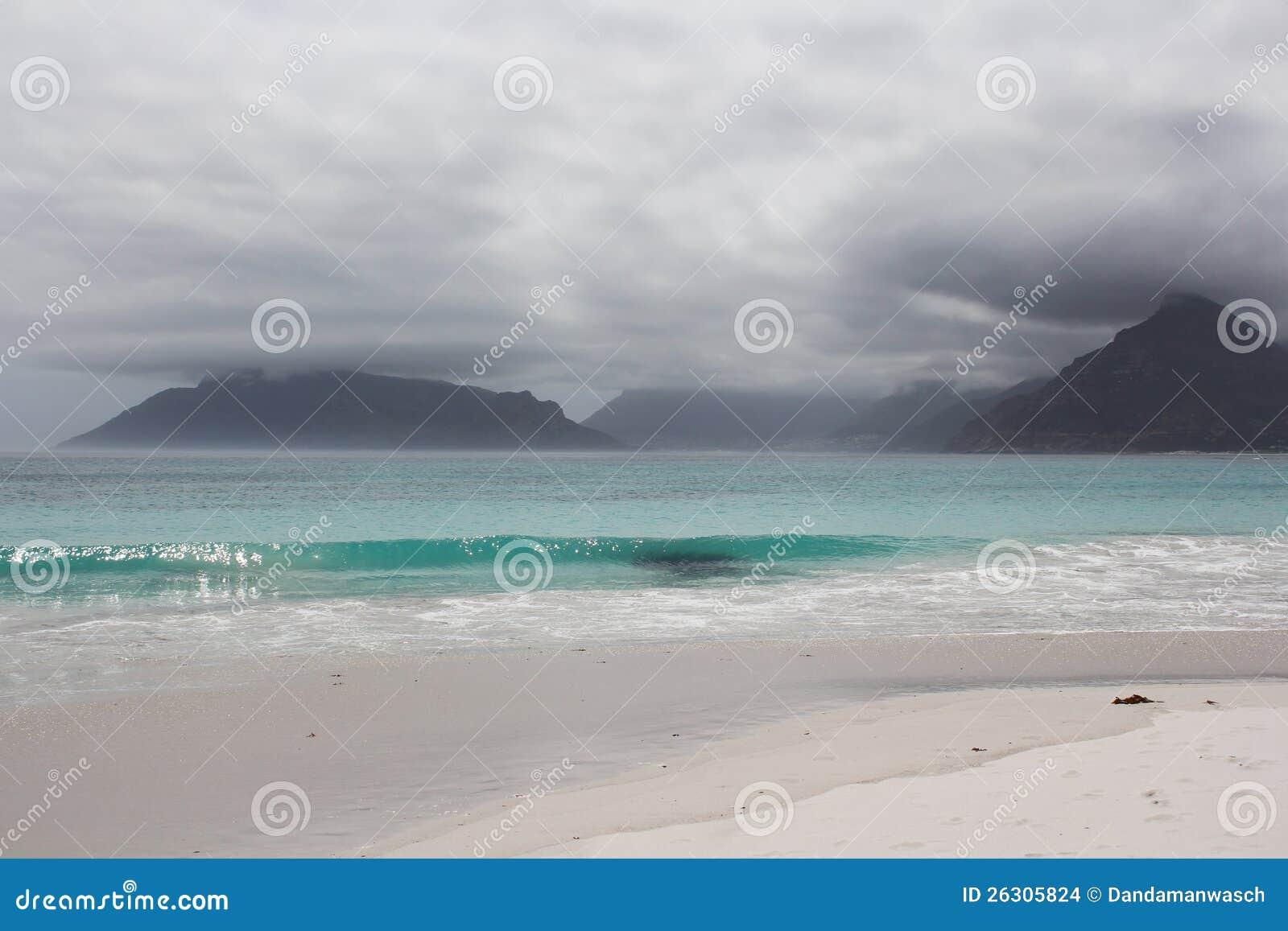 Beach of Kommetjie