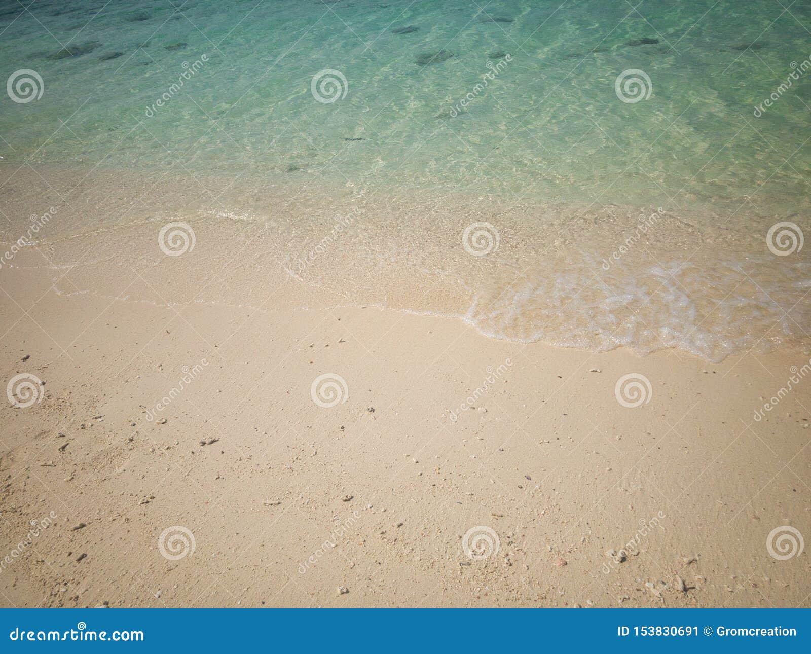 Beach of Krabi`s island