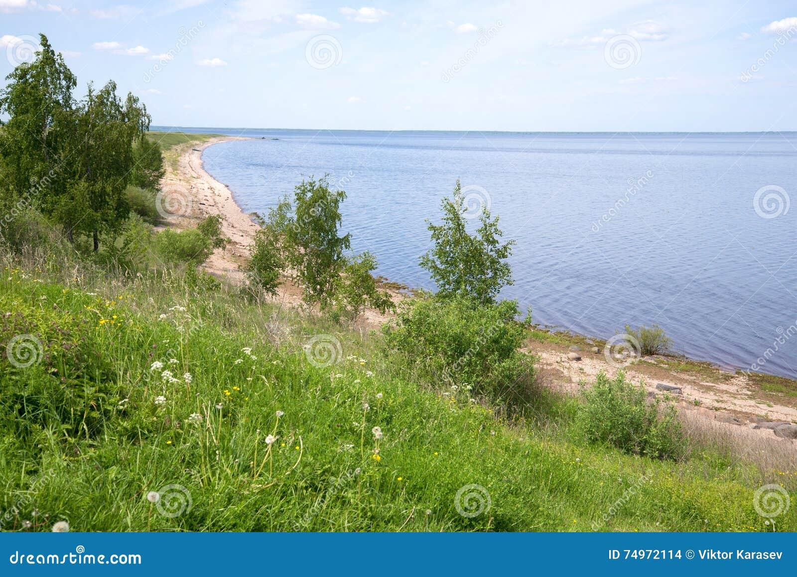 Where is the lake Ilmen in Russia 21
