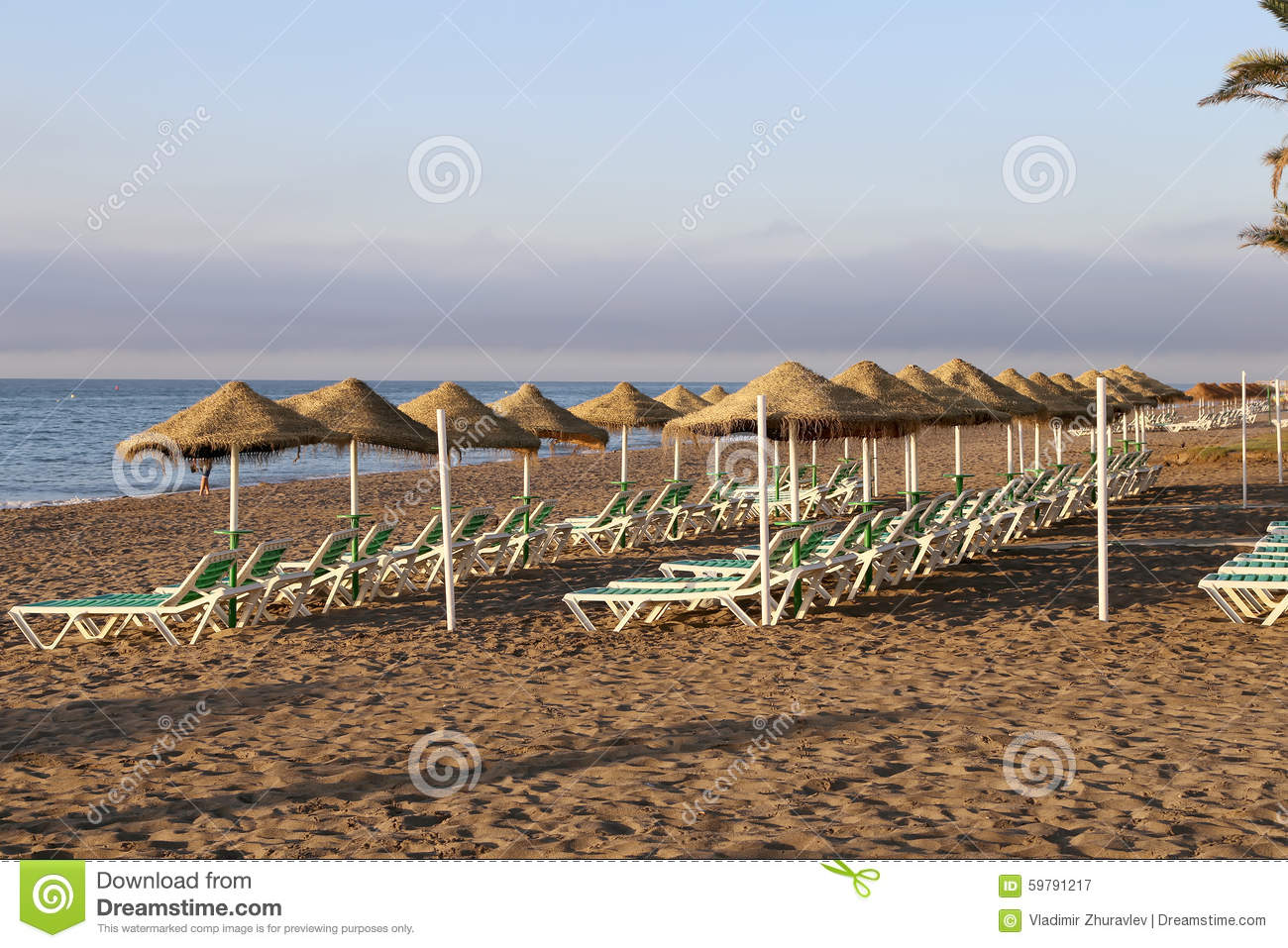 Beach lounge chair - Andalusia Chair Costa Del Lounge