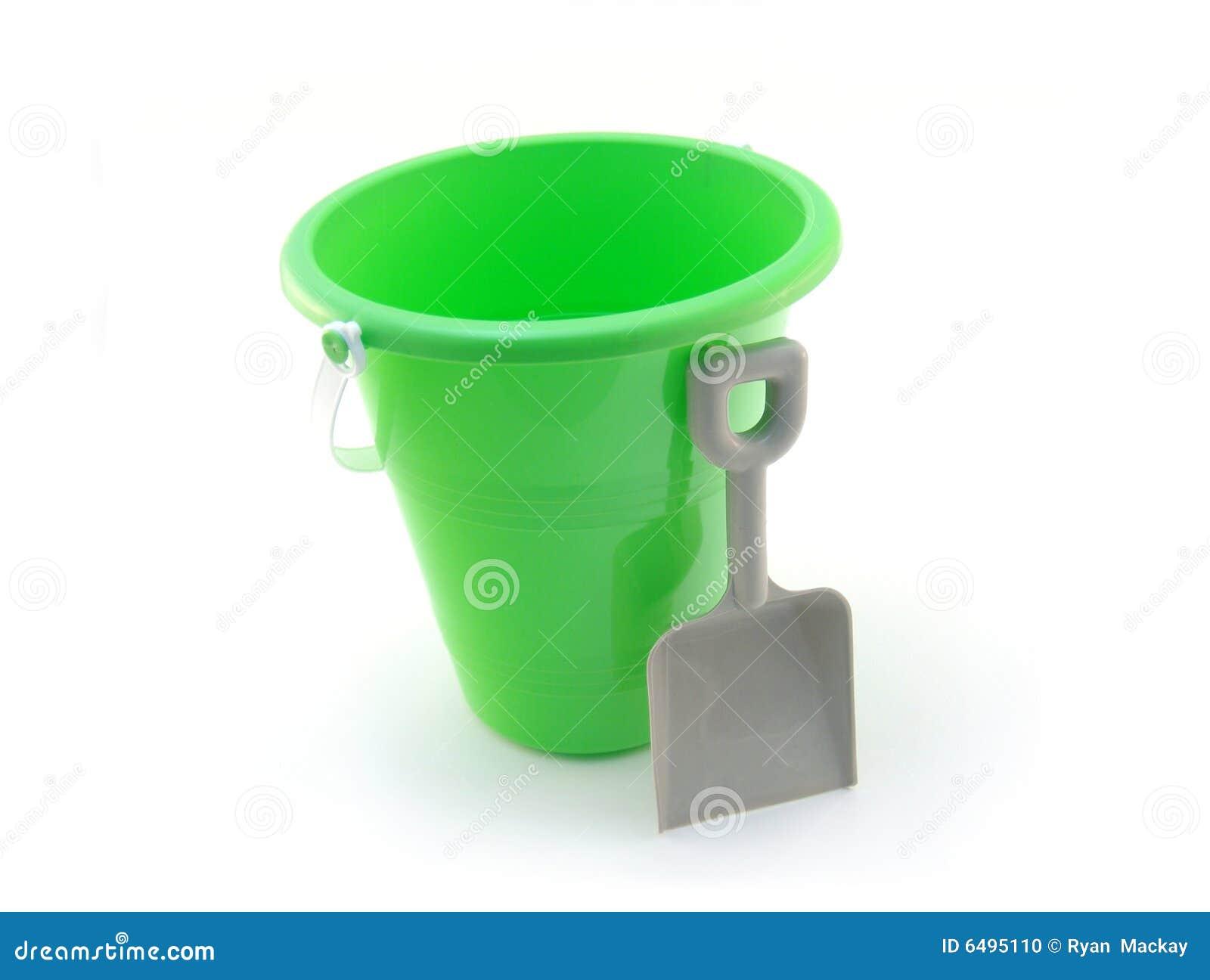 beach pail and shovel stock photo image 6495110