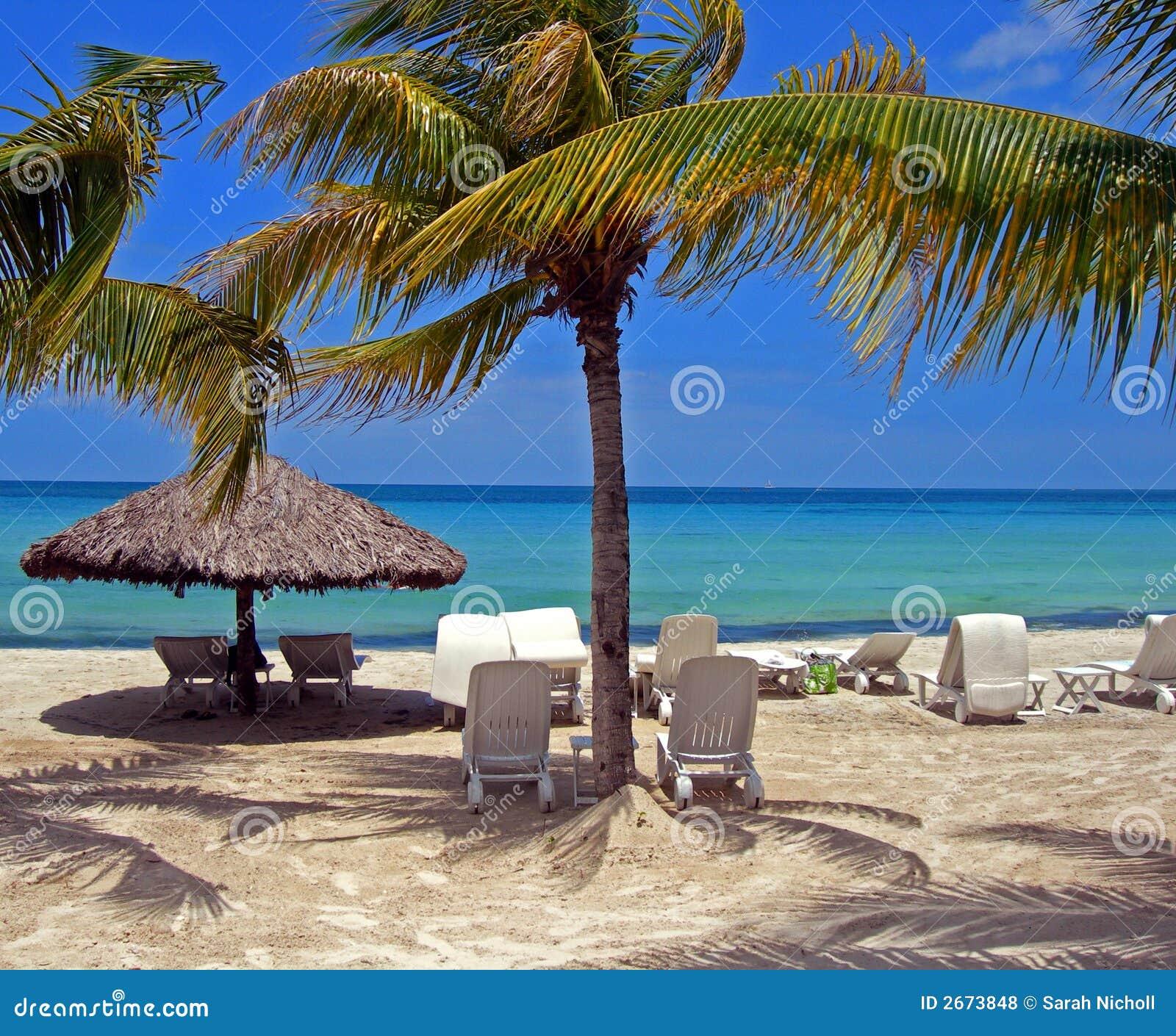Beach Scene Stock Photo Image Of Holiday Beautiful Empty 2673848