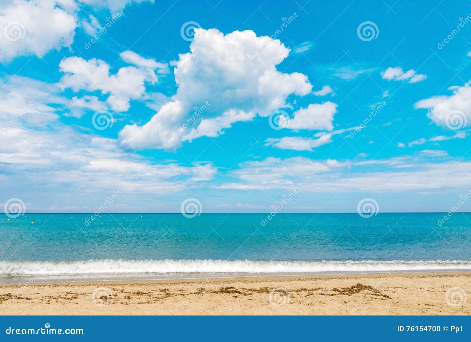 Tropical Island Sun: Beach Sea Ocean Sand Blue Water Tropical Island Stock