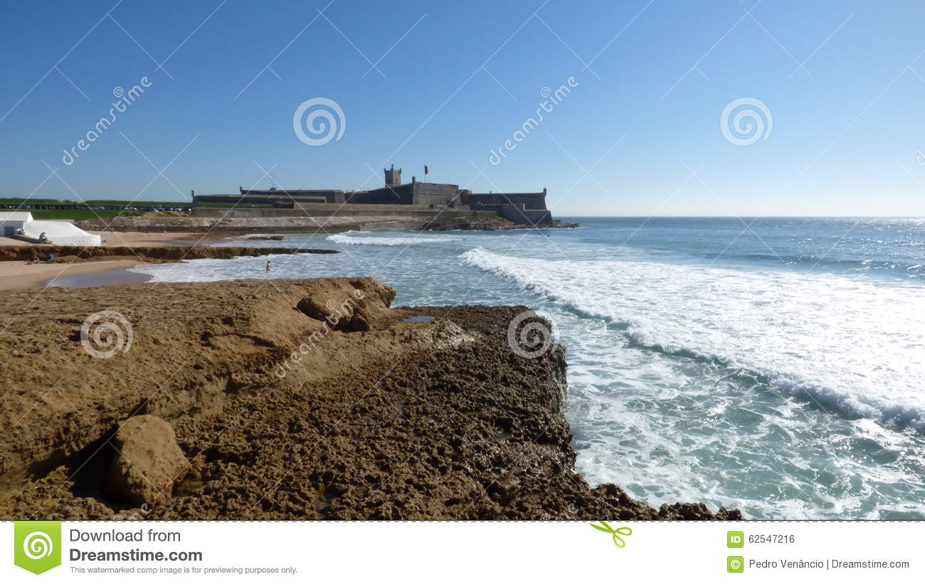 The beach and the stronghold