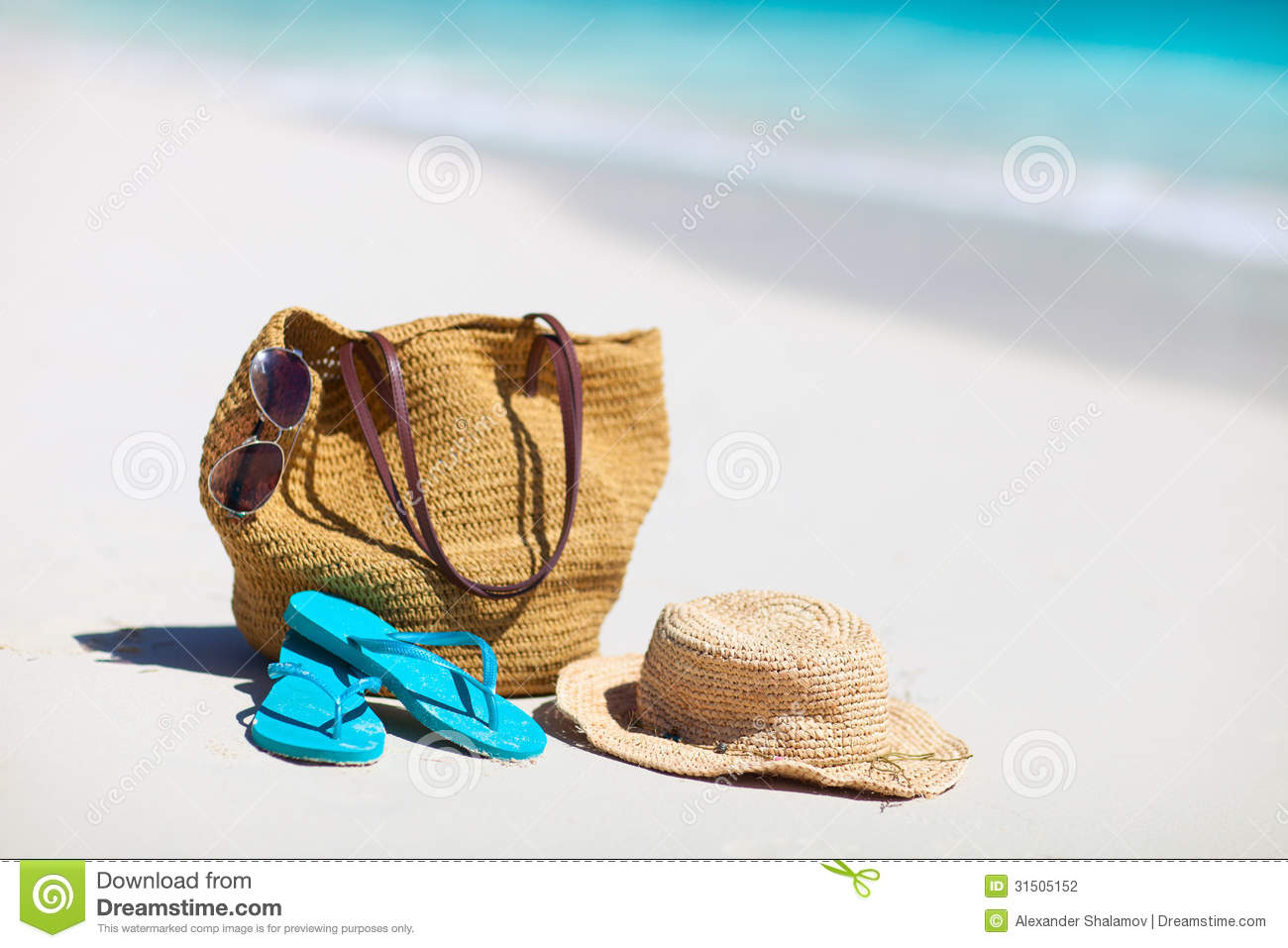 Beach Vacation Stock Photography - Image: 31505152
