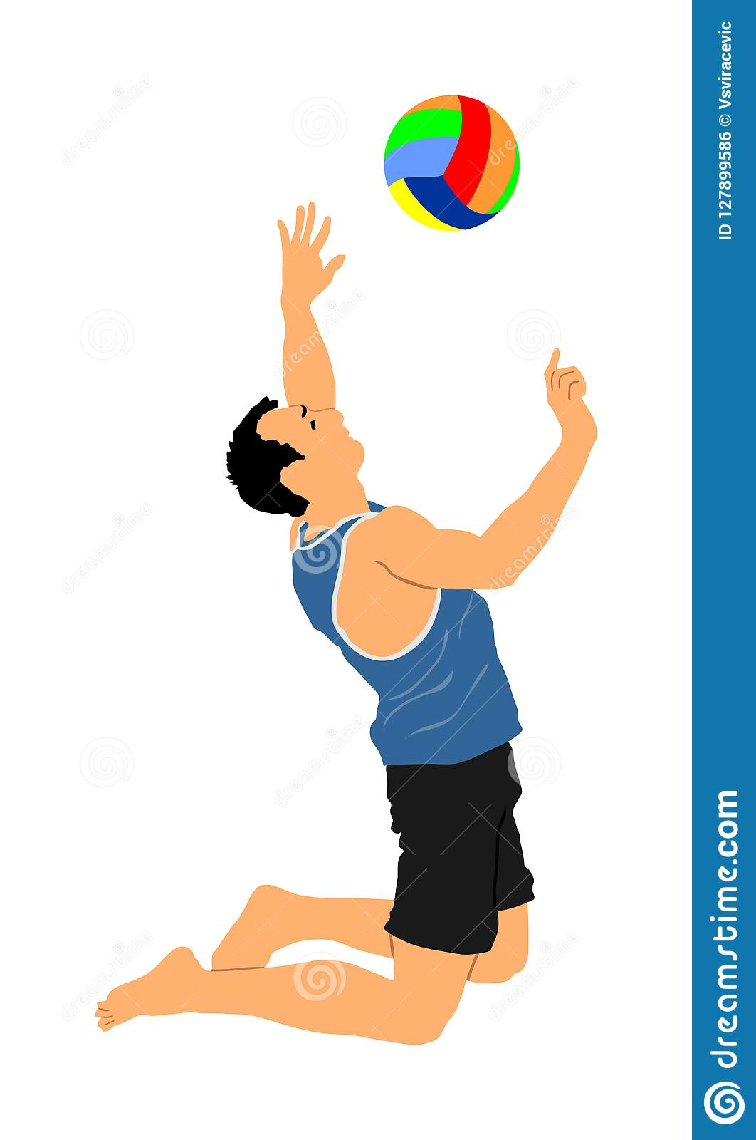 The Rules of Beach Volleyball   The Sports Edu