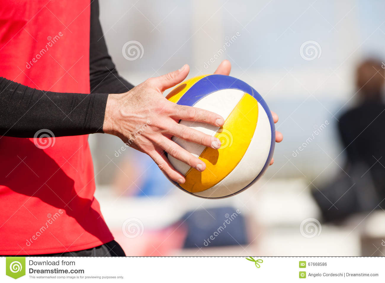 Lesbian Beach Volleyball Players