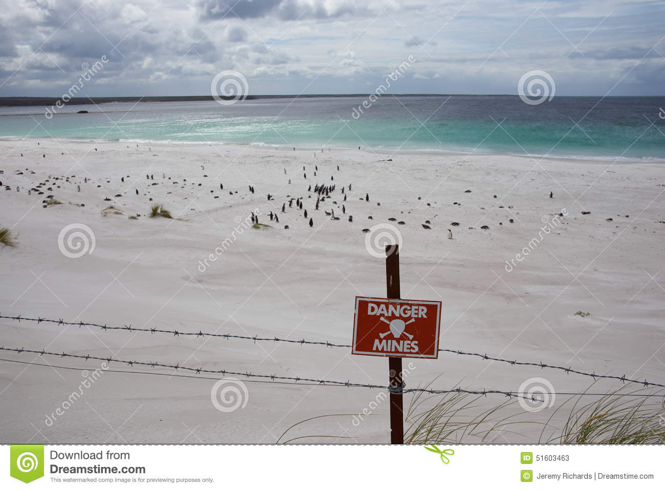 Beach at yorke bay stock image image of coast danger 51603463 for Stanley home design software free download