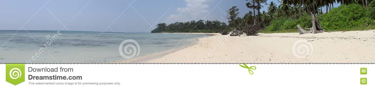 Beaches at the Andamans