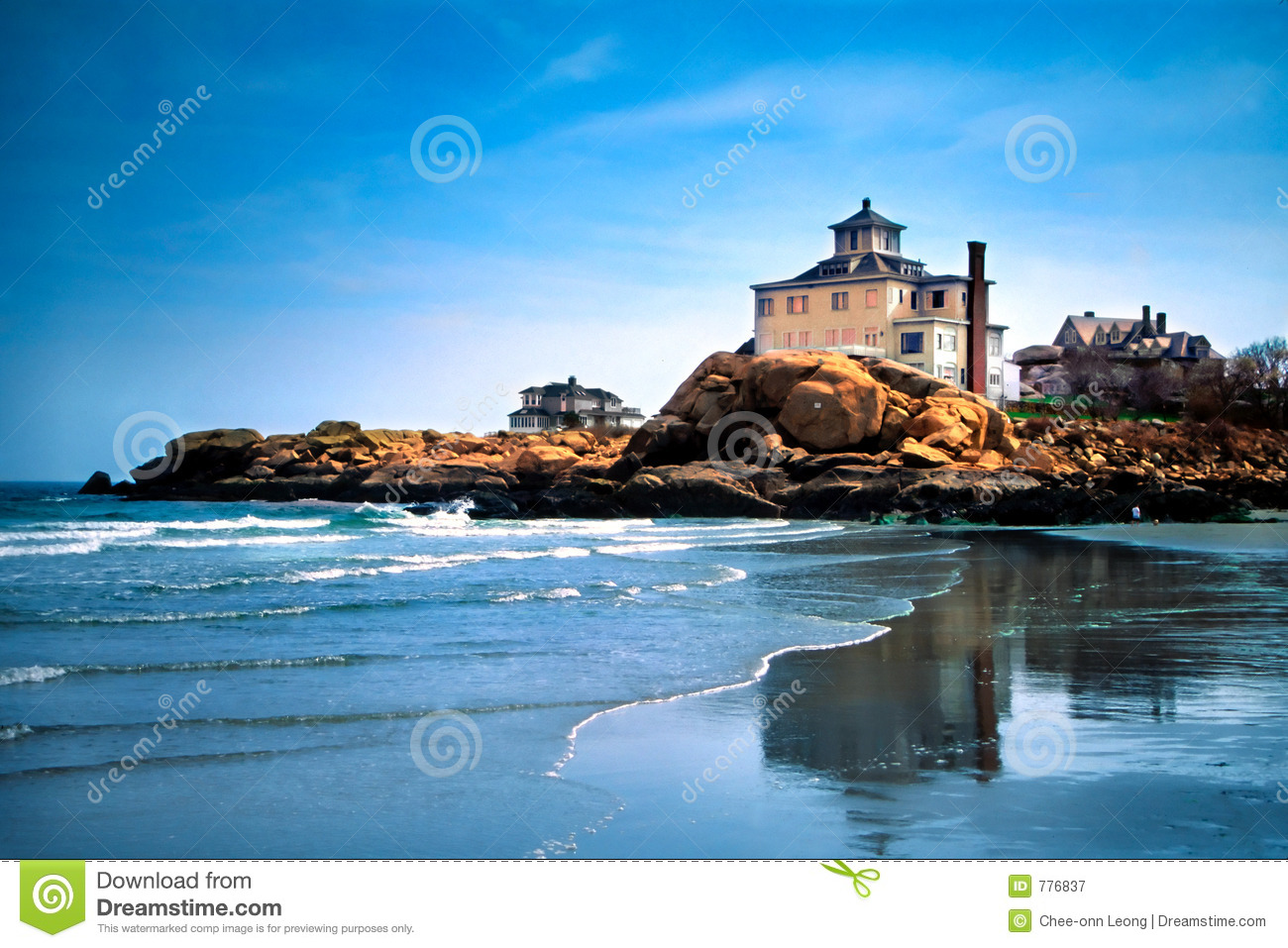 The Beaches of Cape Ann, Massachusetts