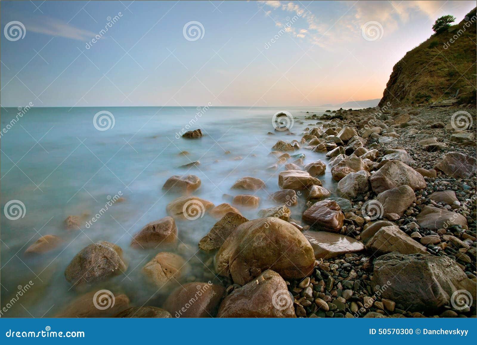 Beaches, landscapes
