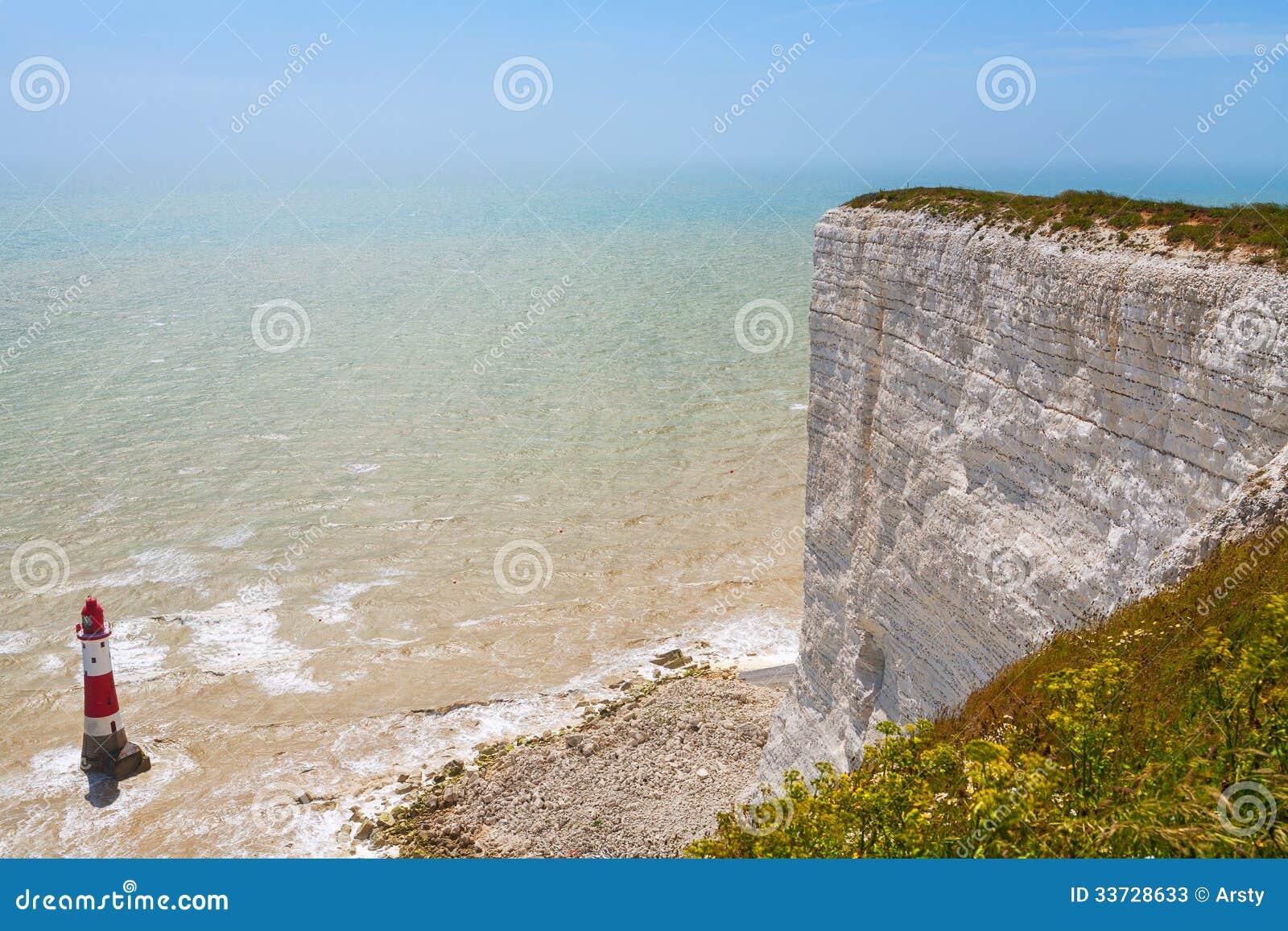 Beachy голова. Восточное Сассекс, Англия, Великобритания