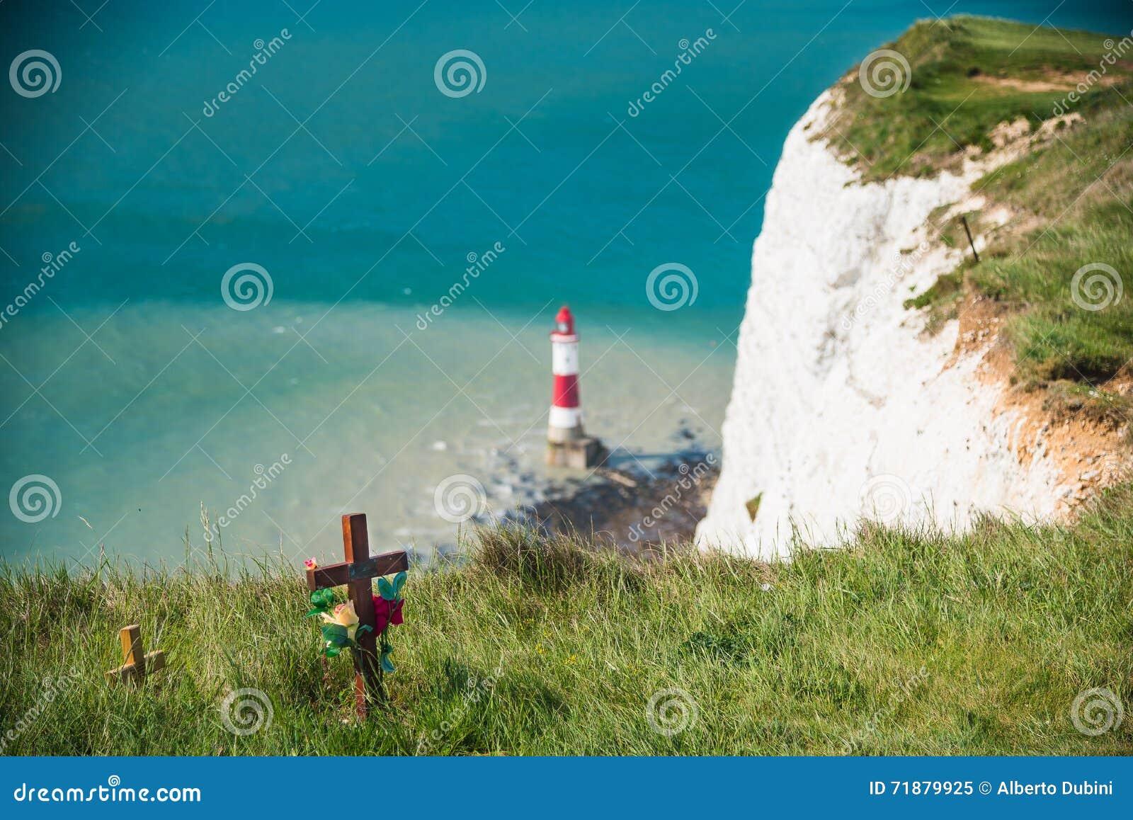 Beachy Head Lighthouse Suicide