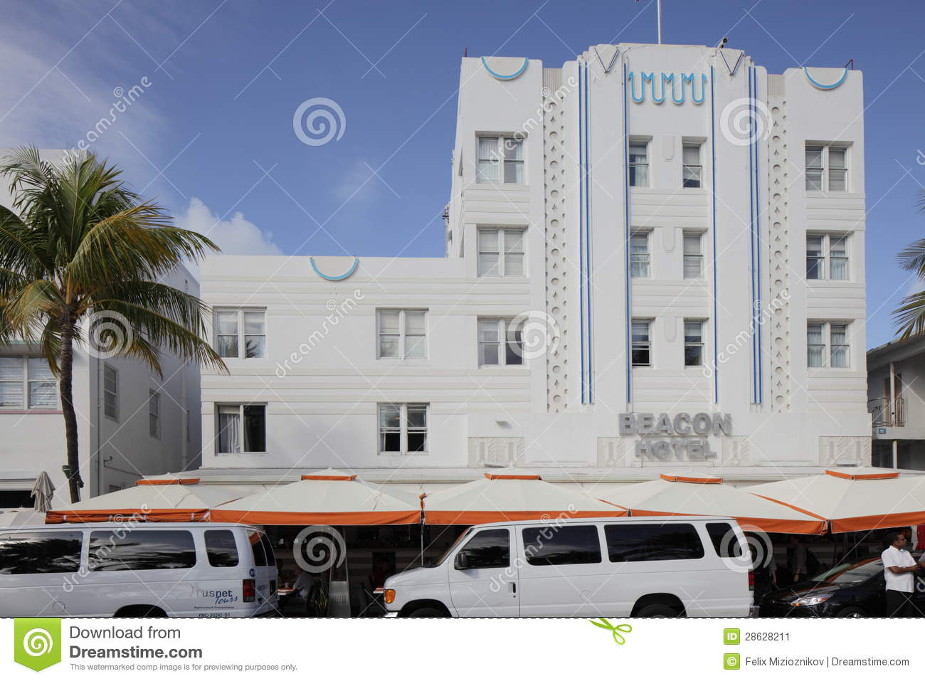 The Beacon Hotel Miami Beach Editorial Photo Image 28628211