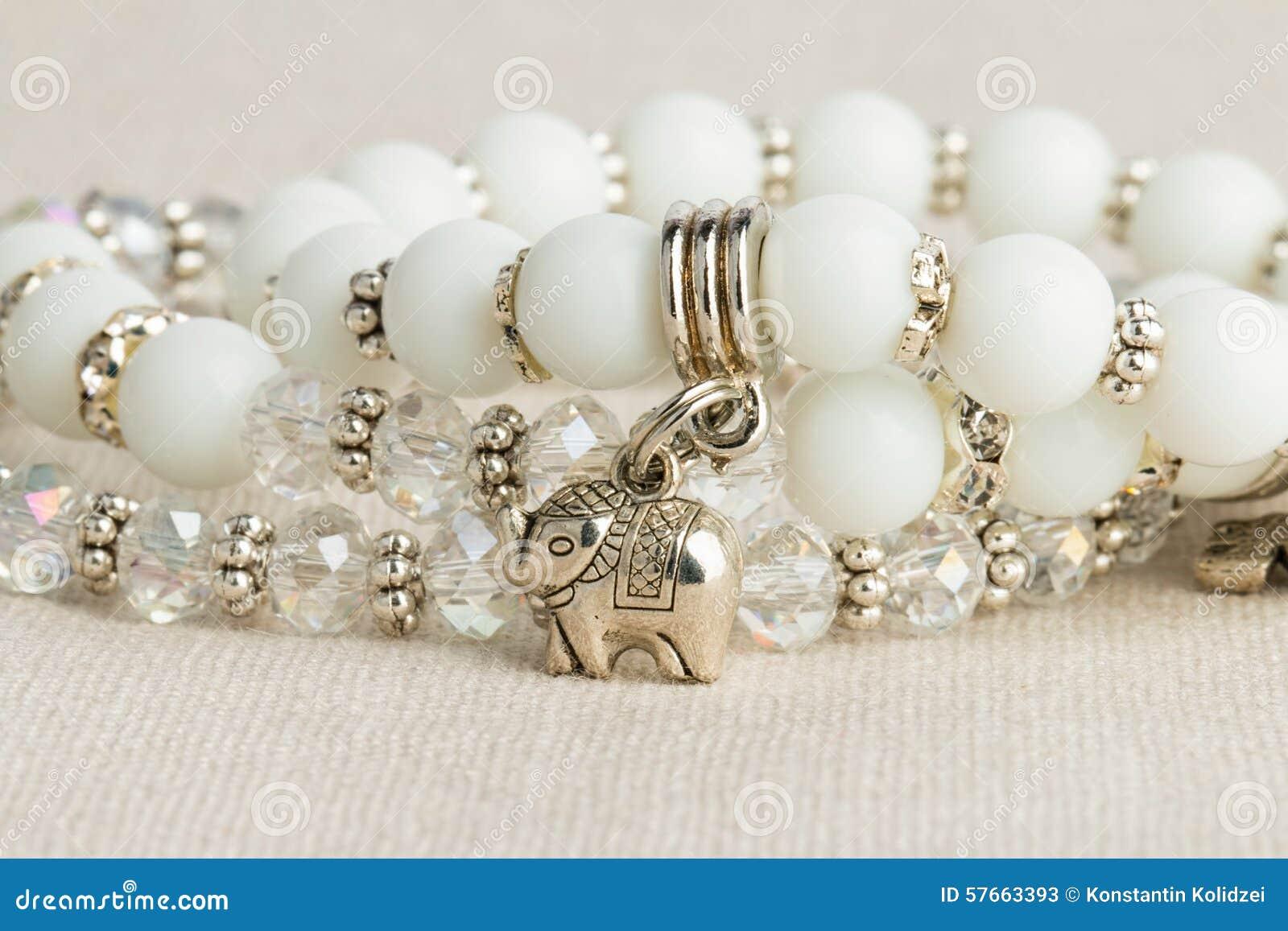 Beads jewelry.