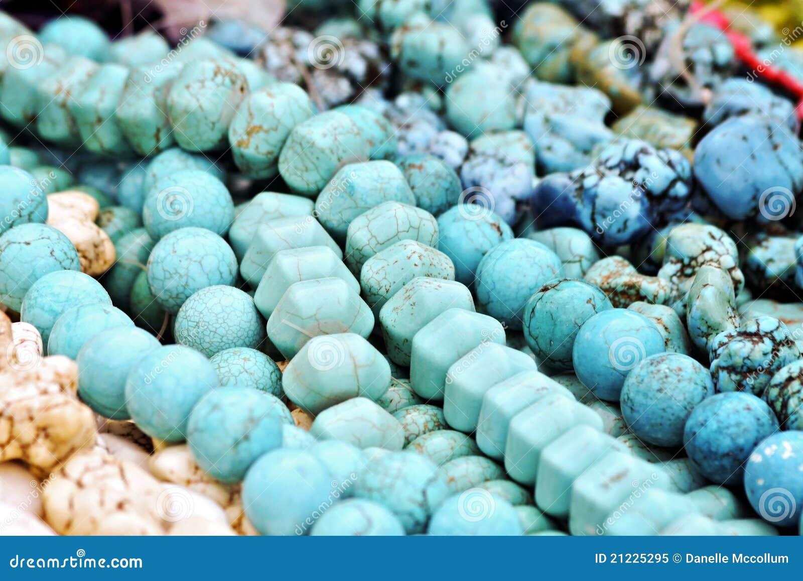 Beads turkos