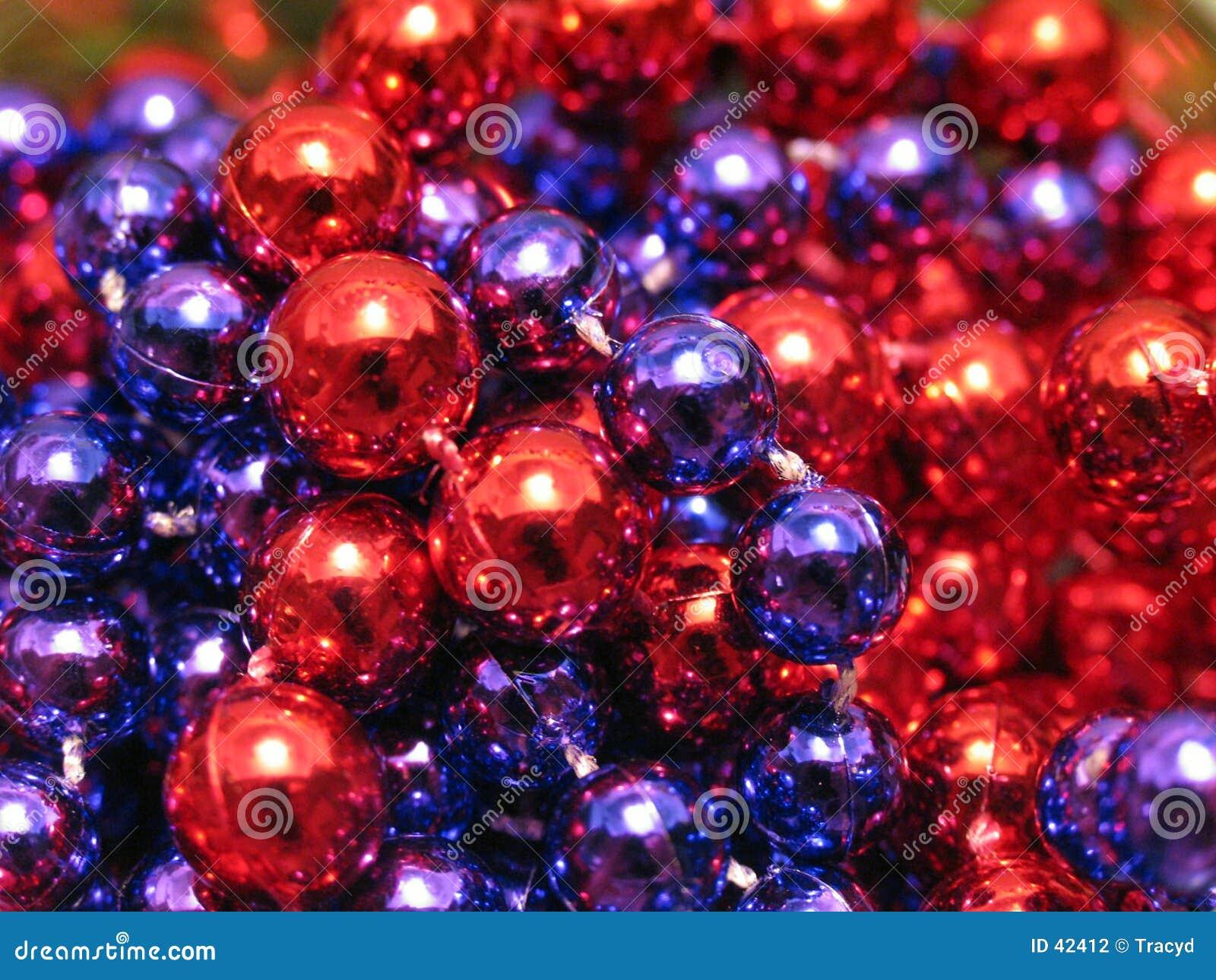 Beads xmas