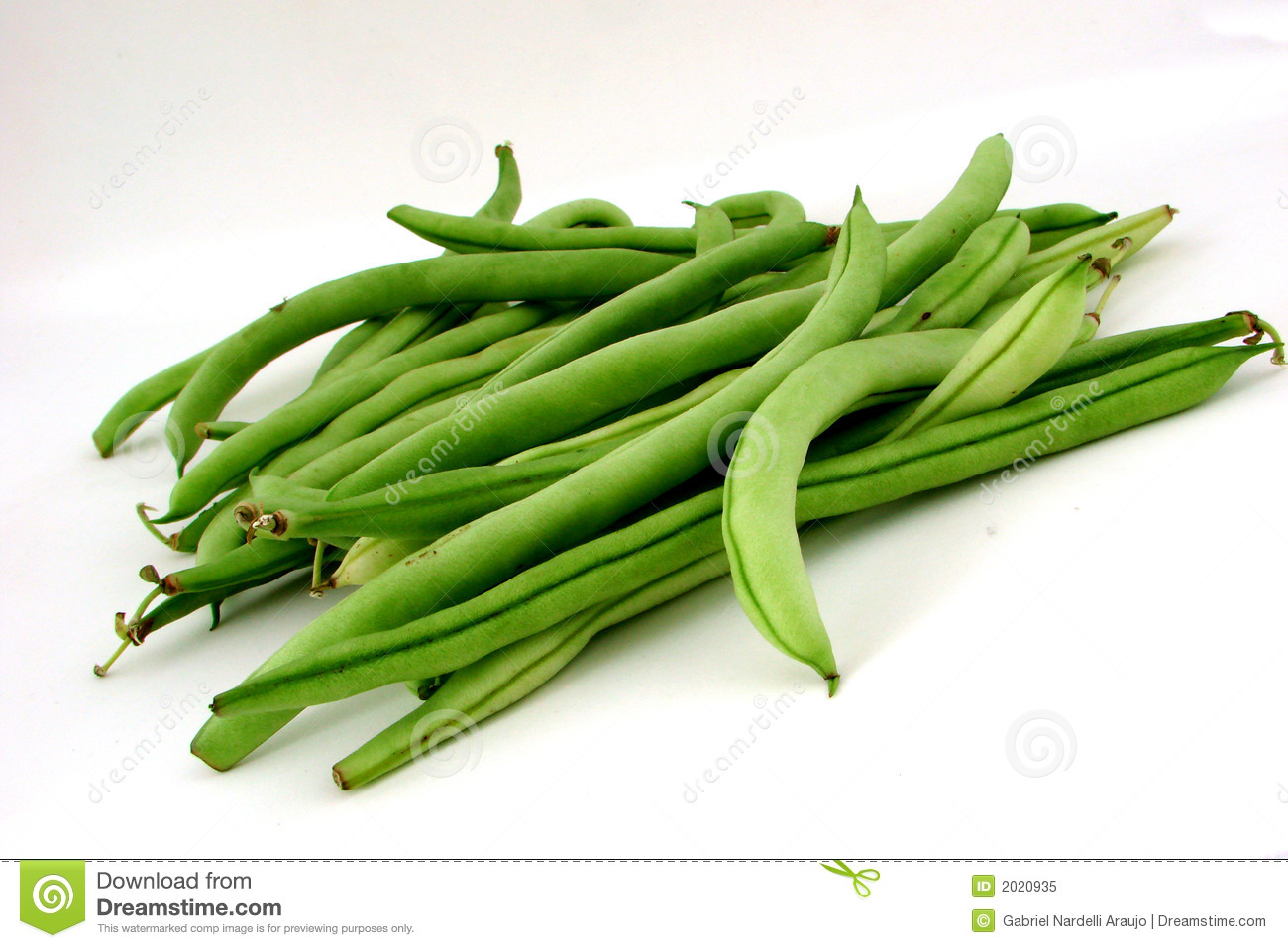 how to clean string beans