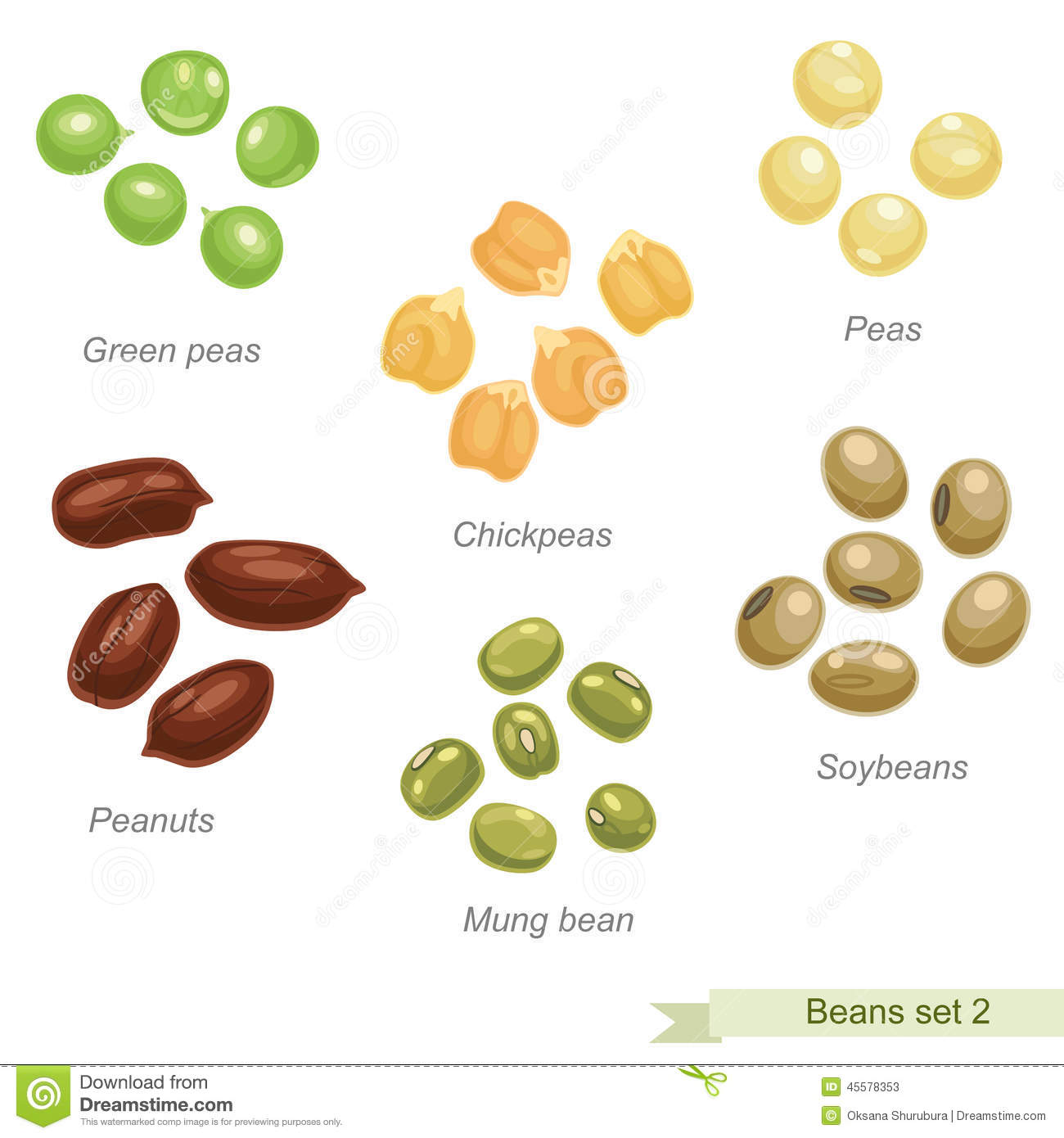 Different types of pulses with names in english likewise cute kawaii