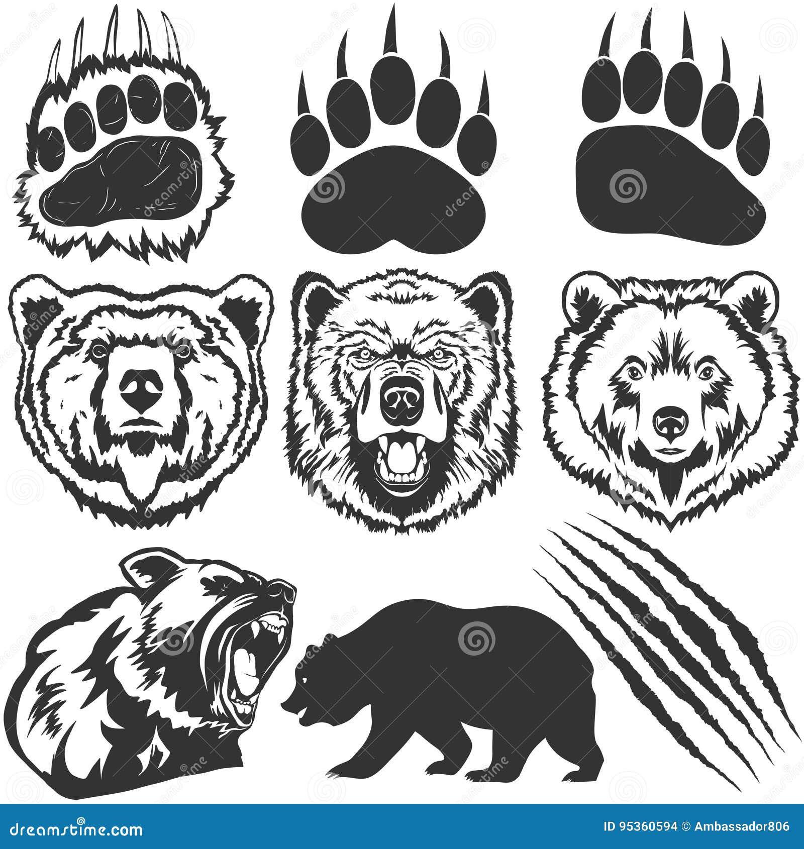 bear claw thumbs