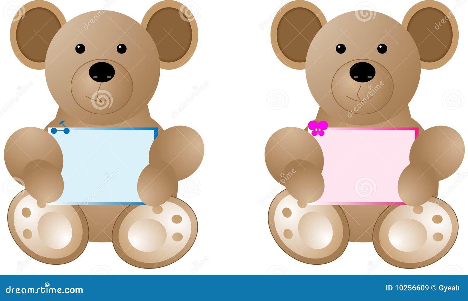 Bear Holding Frame Stock Vector Illustration Of Animal 10256609