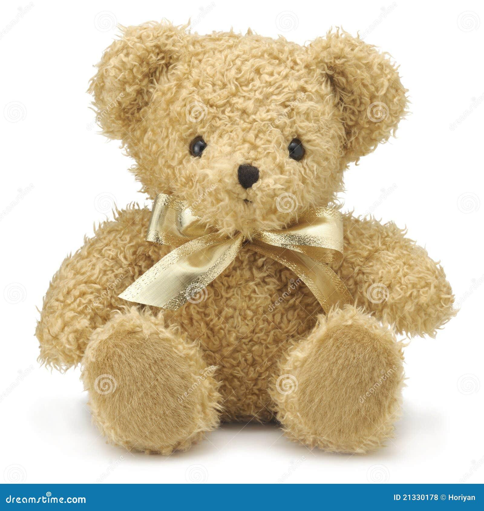 Bear Rug Doll Stock Photo Image Of Bear Ribbon Fluffy
