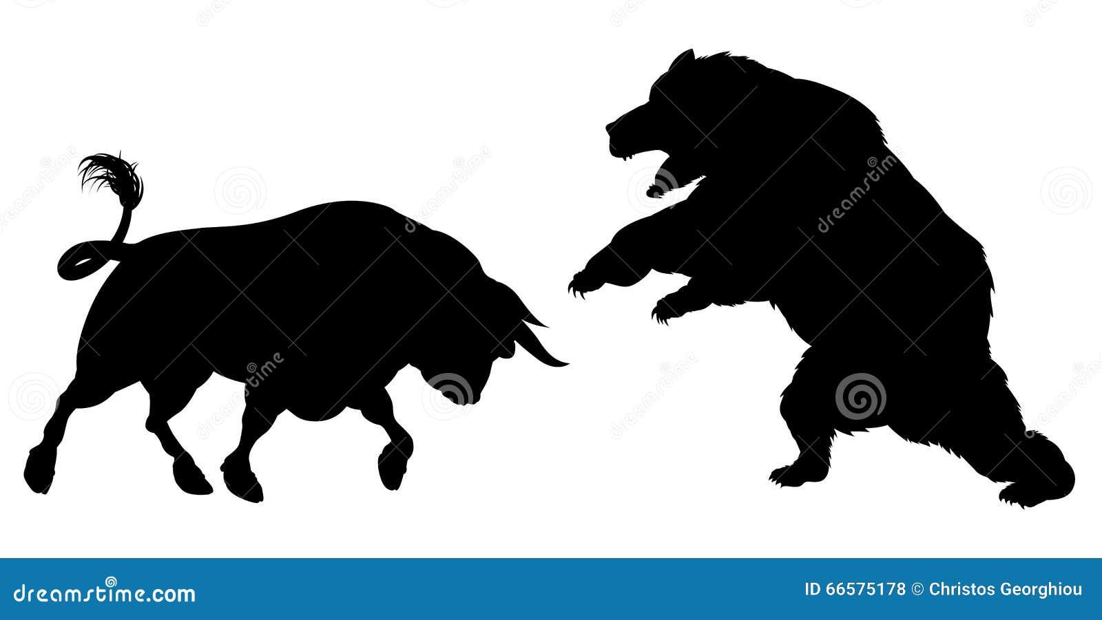 bear bull fighting stock illustrations – 157 bear bull fighting stock  illustrations, vectors & clipart - dreamstime  dreamstime.com