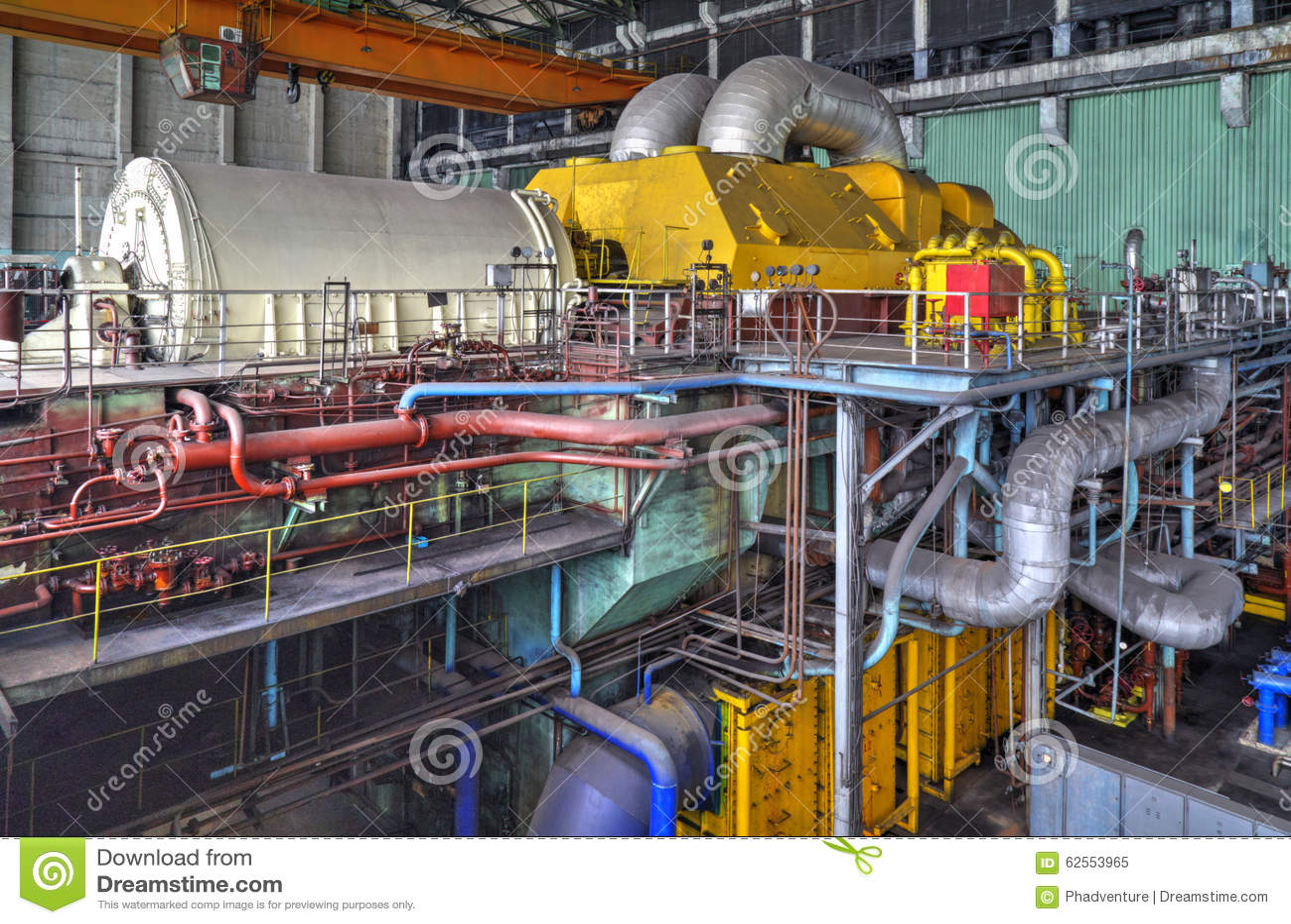 Tolle Funktion Des Kessels Im Wärmekraftwerk Bilder - Der Schaltplan ...