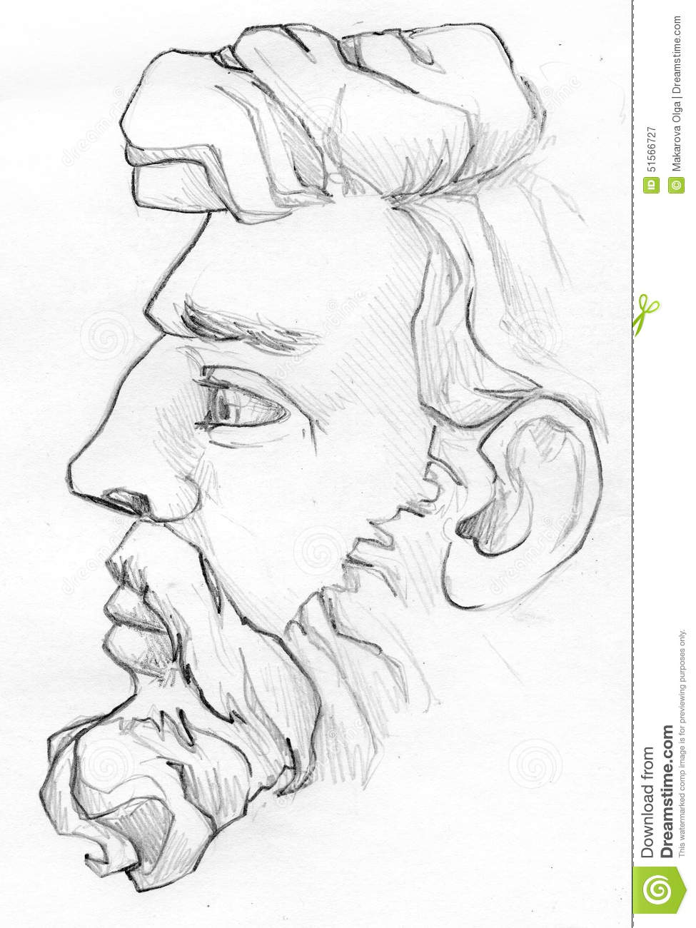 Bearded man pencil sketch stock illustrations 42 bearded man pencil sketch stock illustrations vectors clipart dreamstime