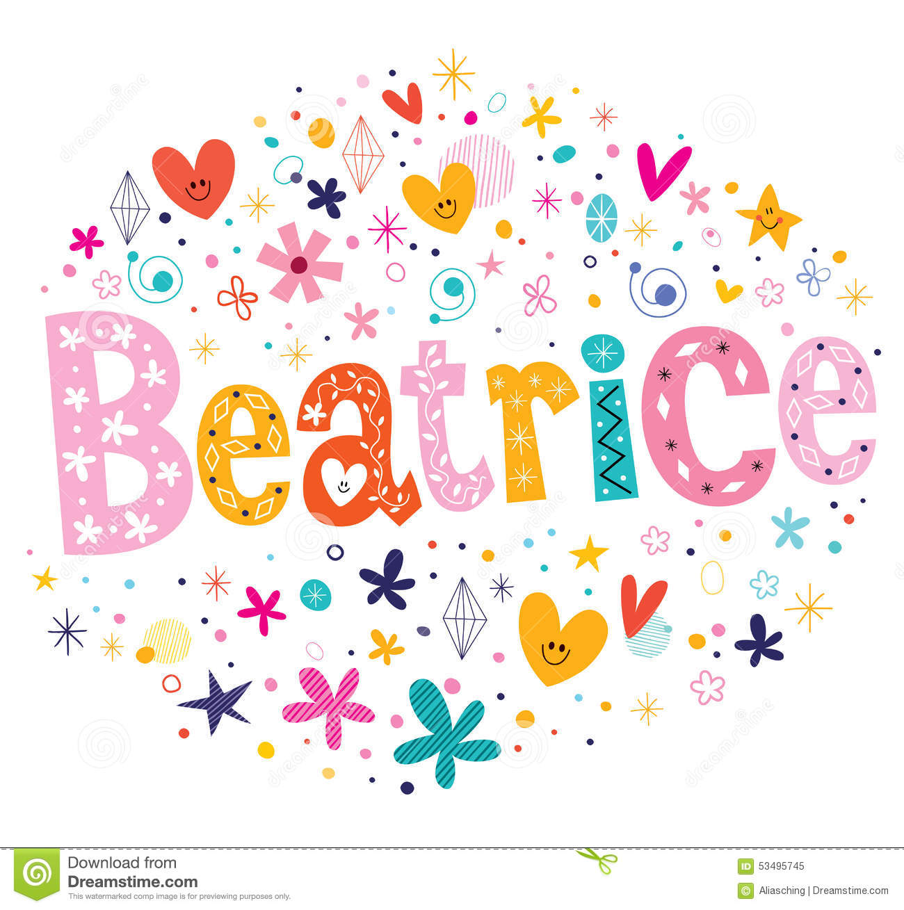 Beatrice (given name) #