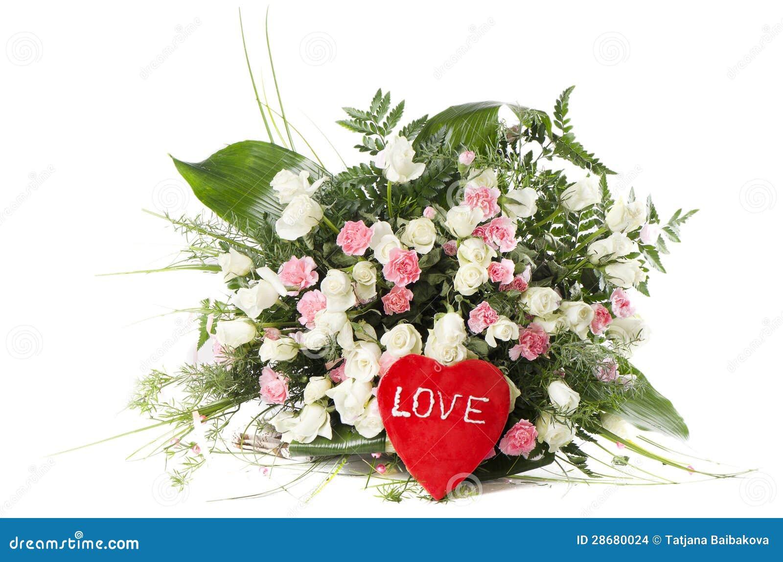 beau bouquet de fleurs fra ches images stock image 28680024. Black Bedroom Furniture Sets. Home Design Ideas
