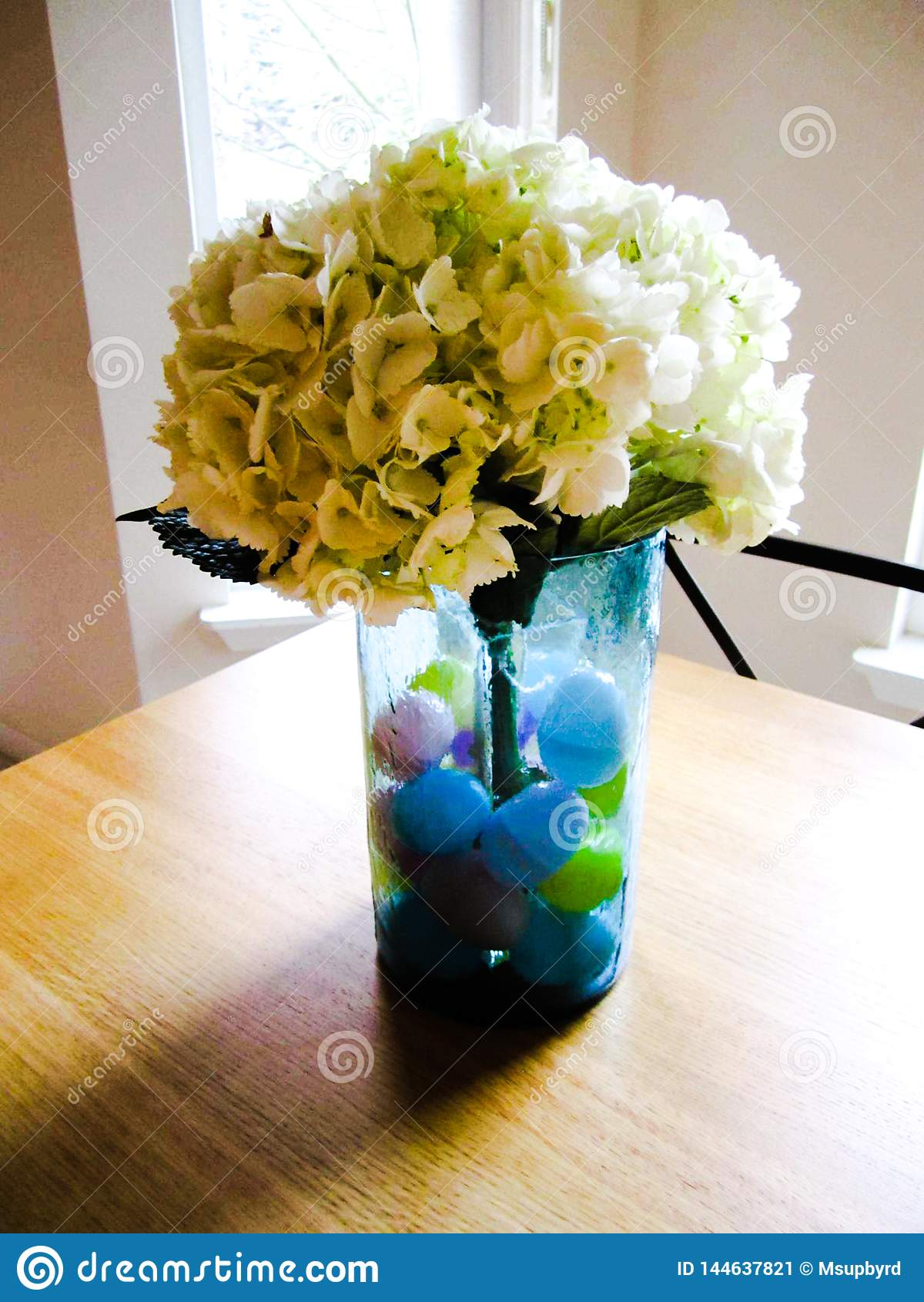 Beau bouquet des fleurs