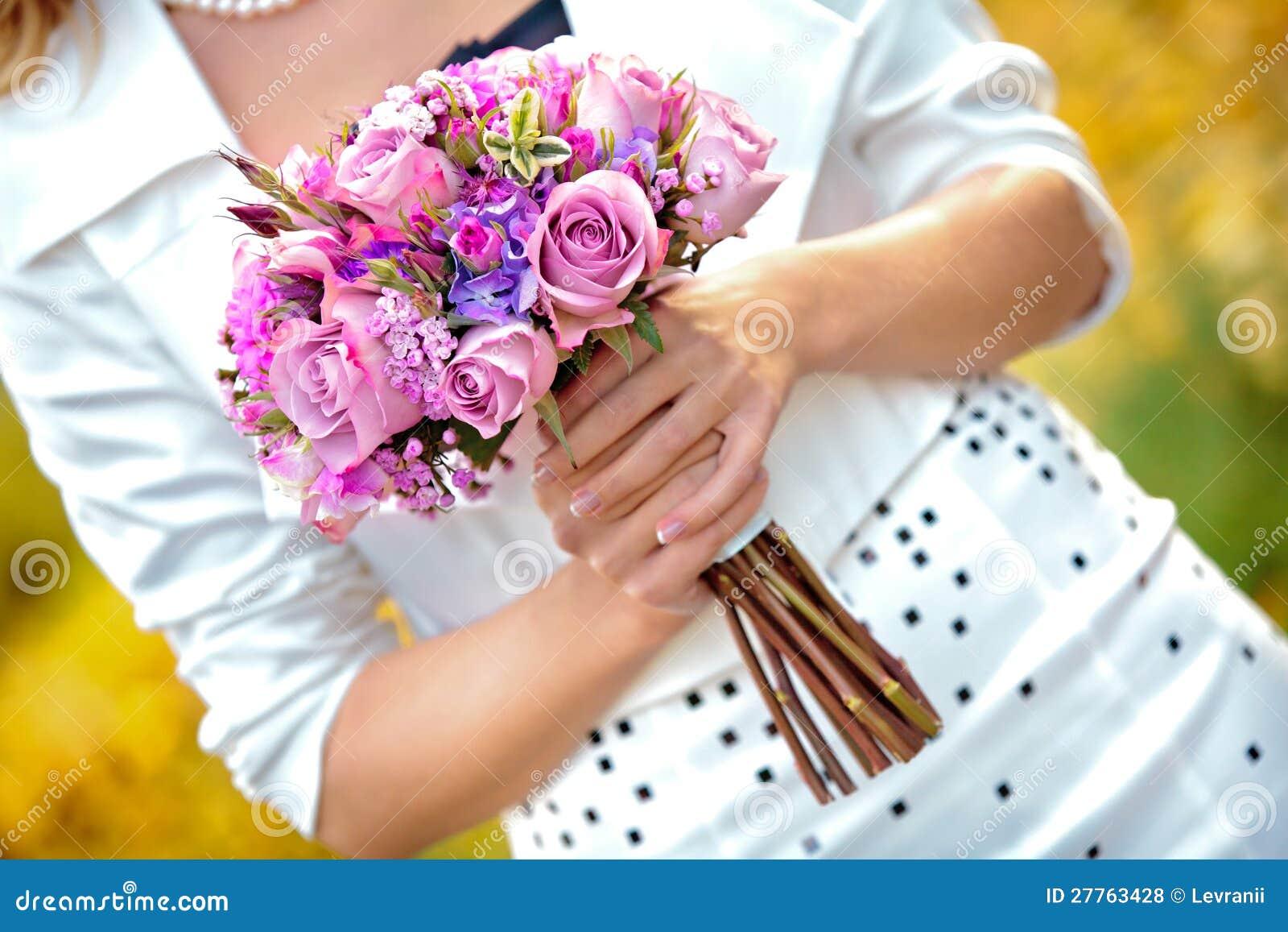 Beau bouquet nuptiale