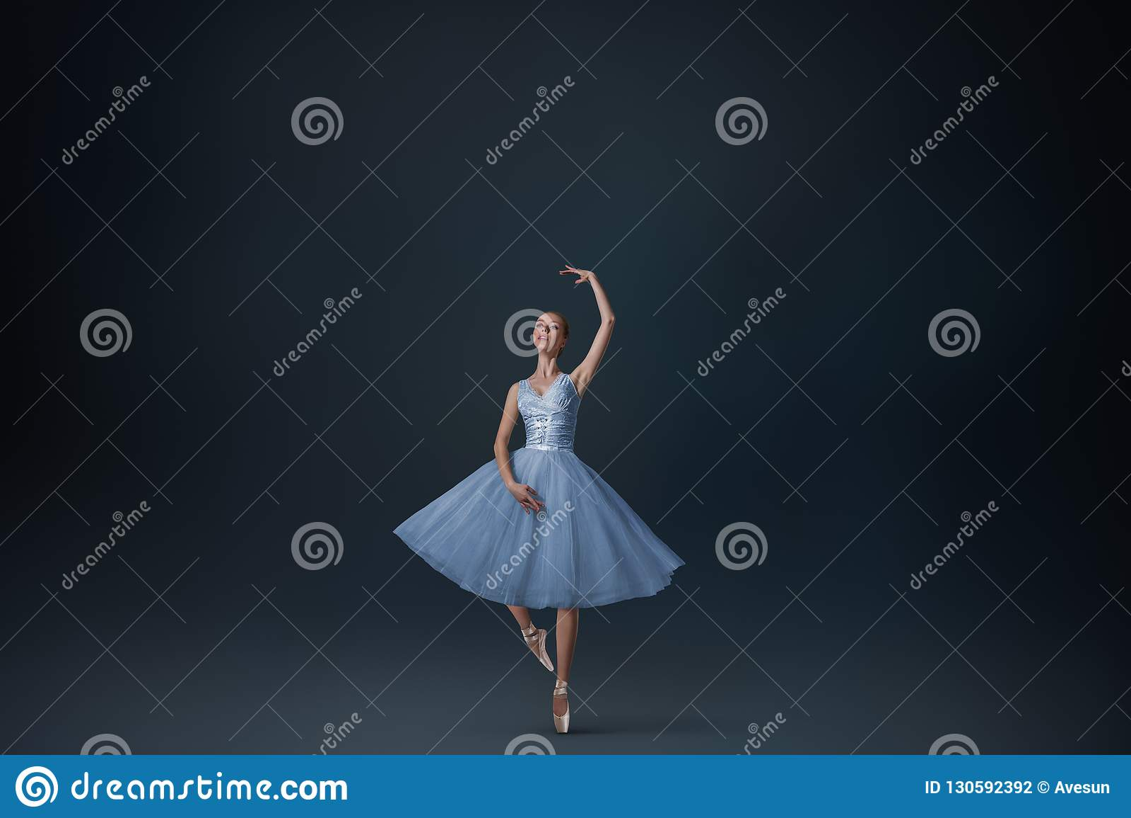 Beau danseur de ballet