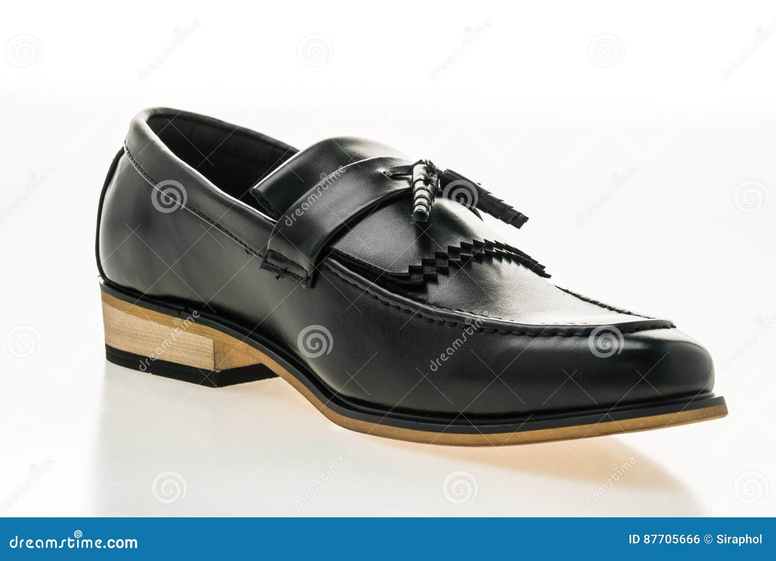 Beau luxe et chaussures en cuir occasionnelles d hommes