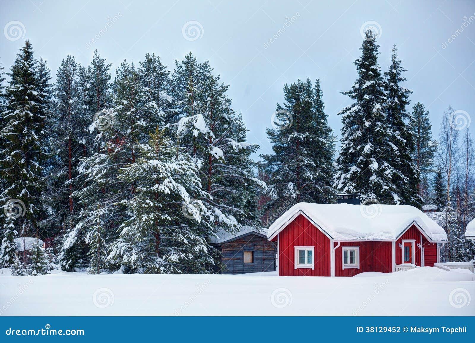 Beau Paysage Finlandais Superbe Photo Stock Image 38129452