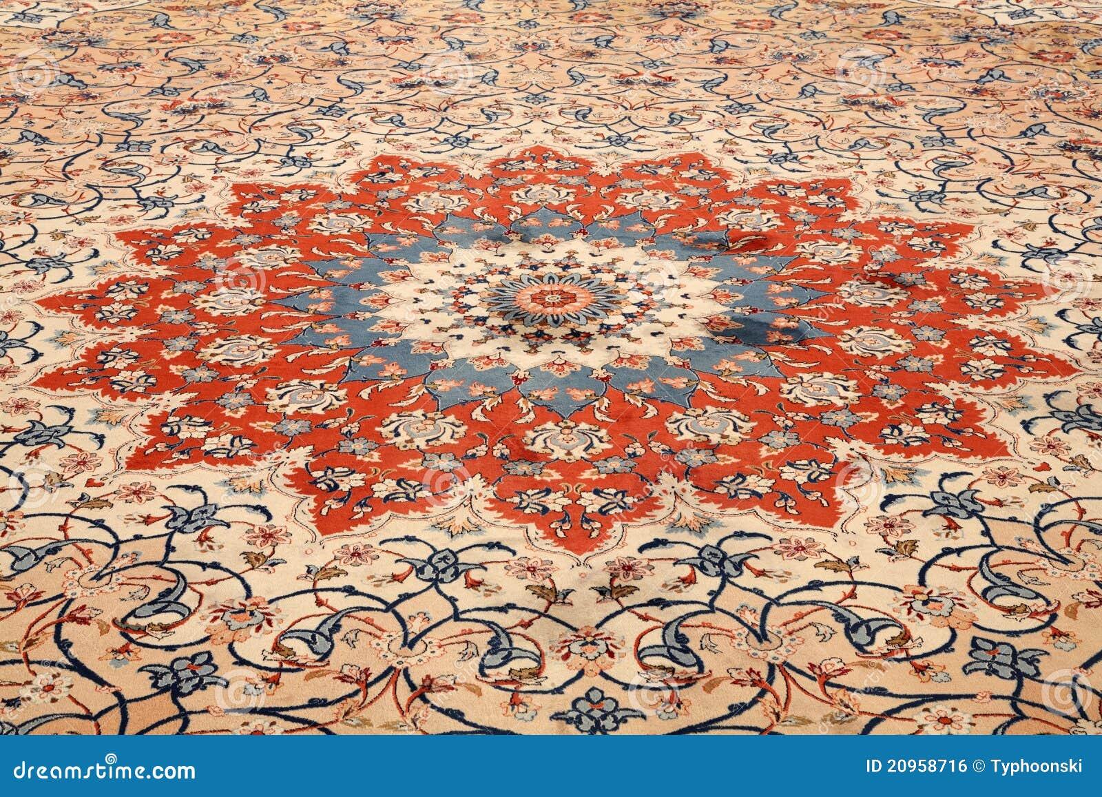 beau tapis oriental photo stock image du h ritage moyen 20958716. Black Bedroom Furniture Sets. Home Design Ideas