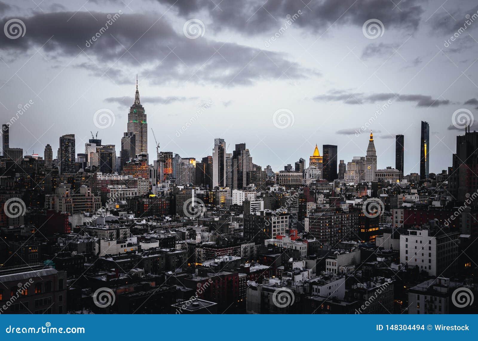Beau tir de New York