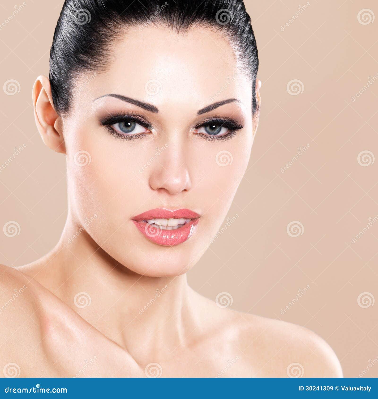 plus beaux visages femmes