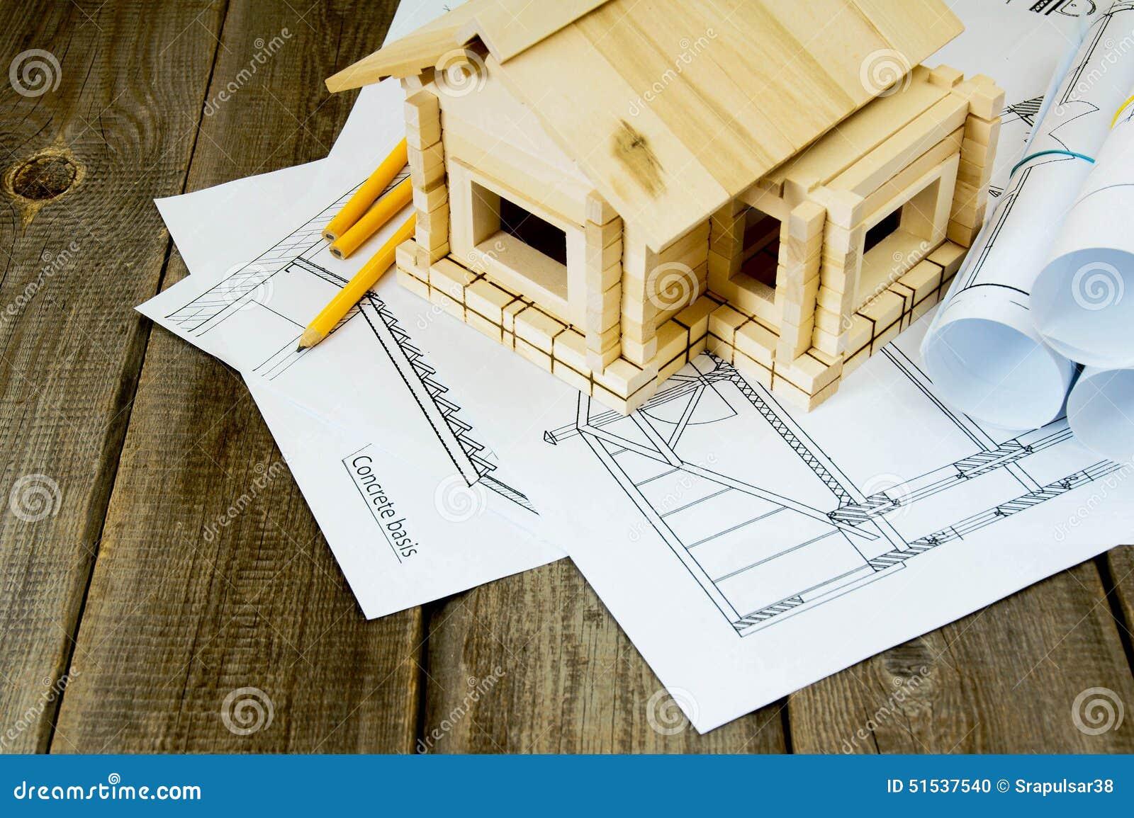 Beaucoup De Dessins Pour Construire Et Petite Maison Sur