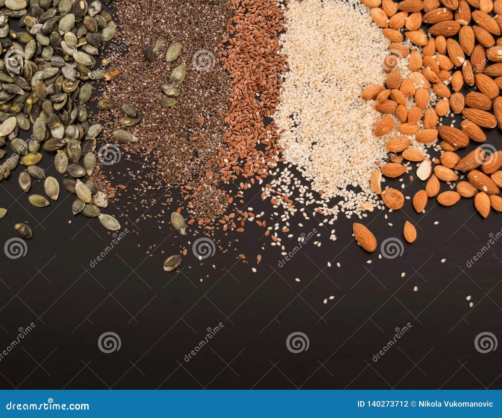 Beaucoup de graines