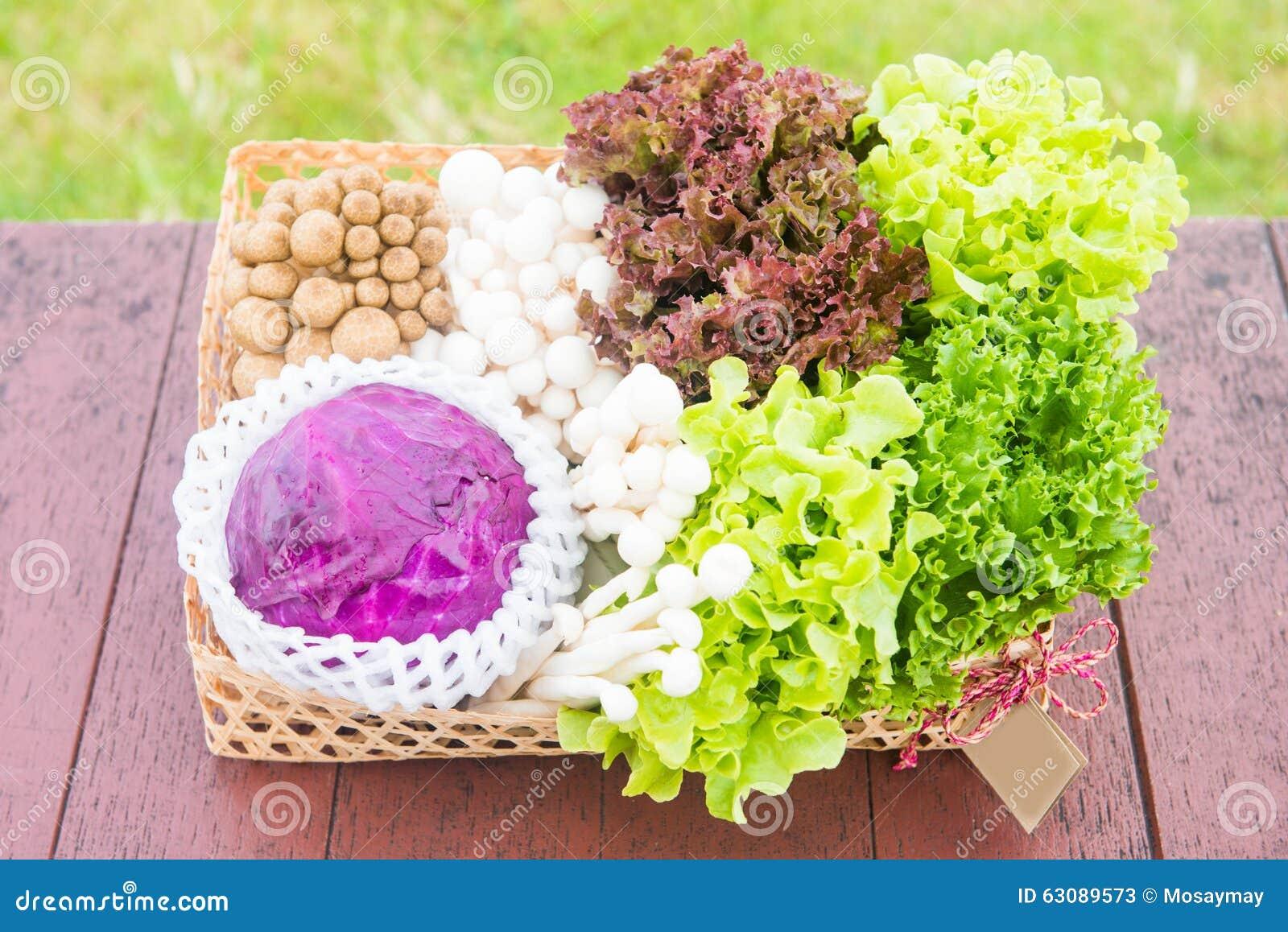 Download Beaucoup De Types De Légumes Dans Un Panier Image stock - Image du broccoli, nourriture: 63089573