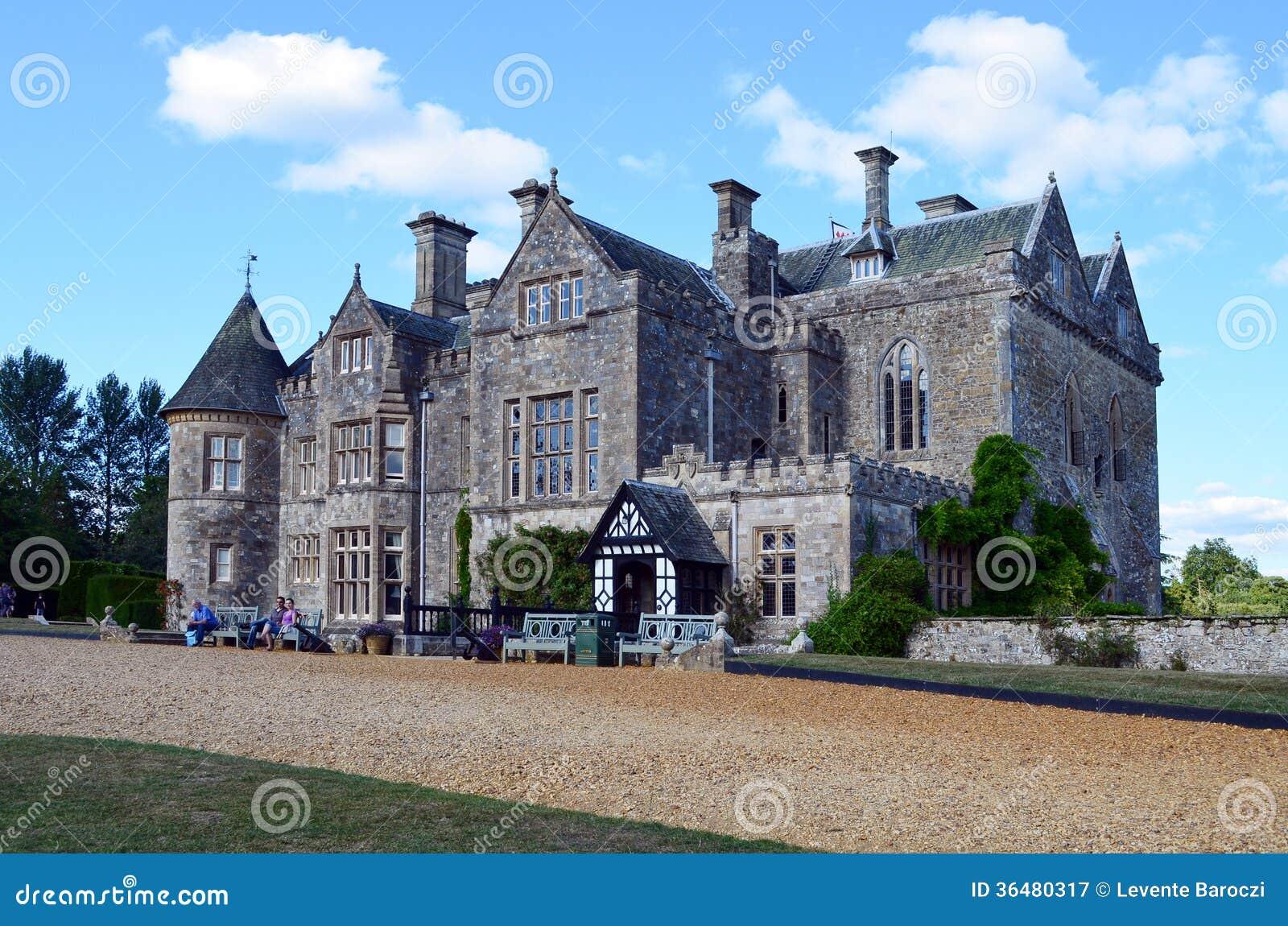 Beaulieu pałac ogródy i dom