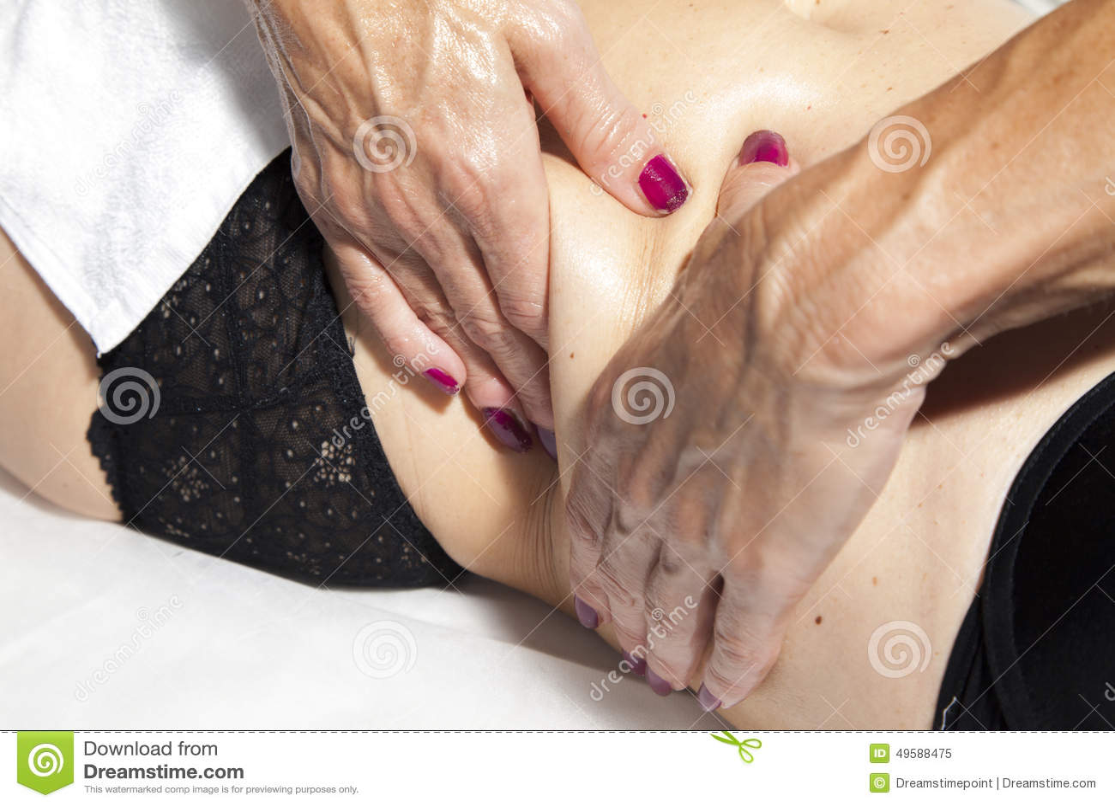 Beauté et anti massage de cellulites