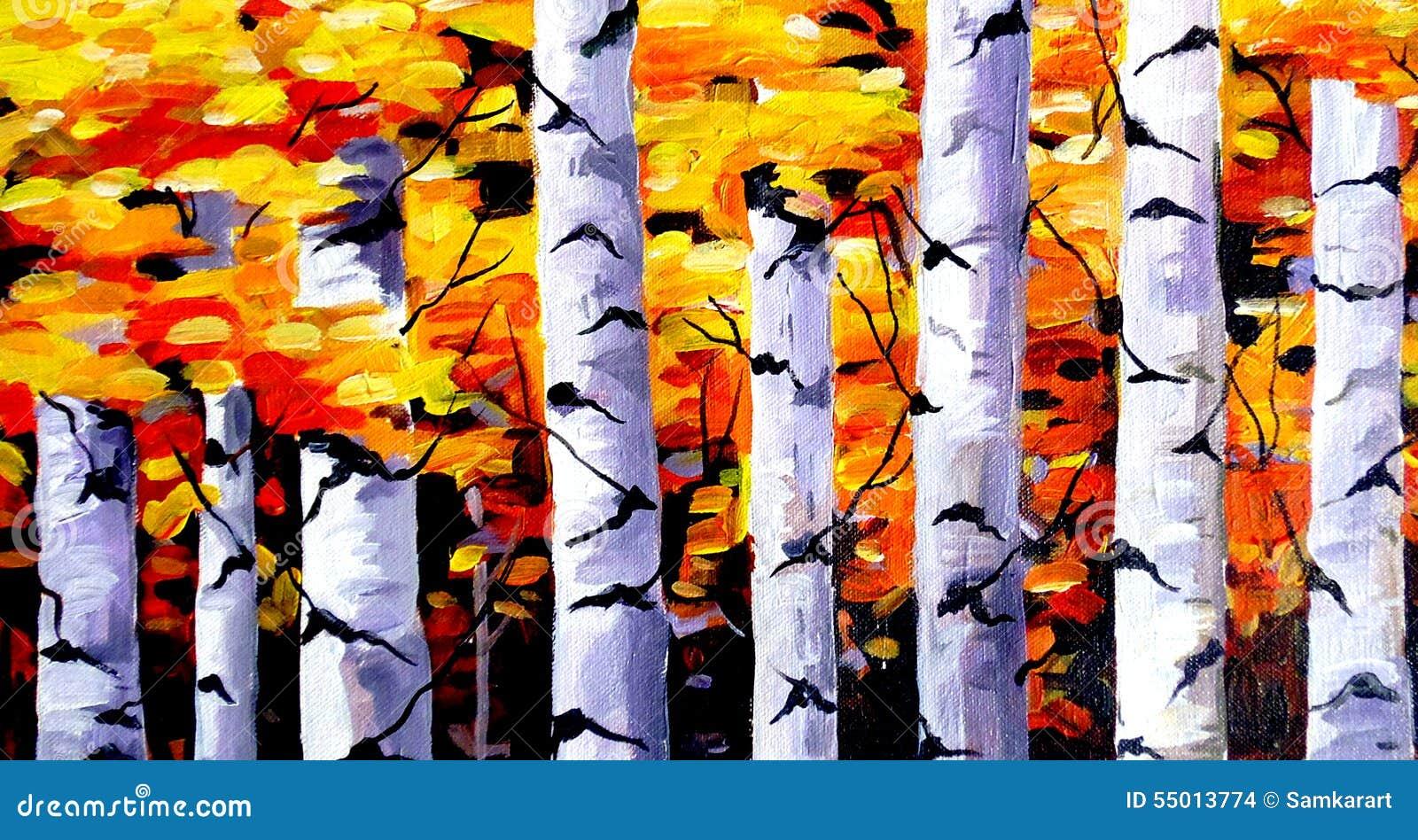 photo stock fort acrylique sur la peinture de toile image