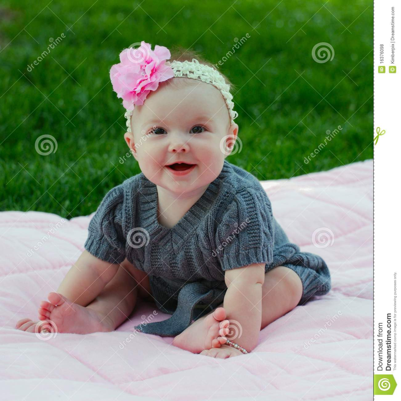 beautiful 5 month old baby girl stock photos - 1,658 images