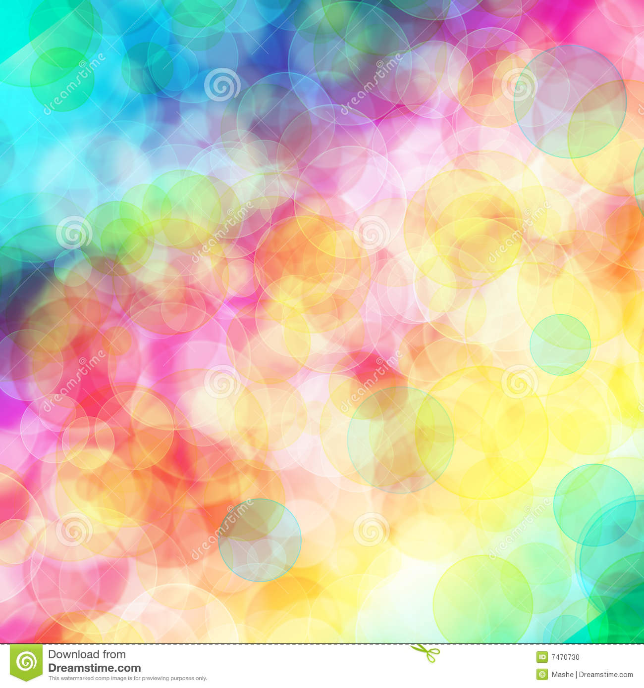 Beautiful Abstract Background Stock Photo - Image: 7470730