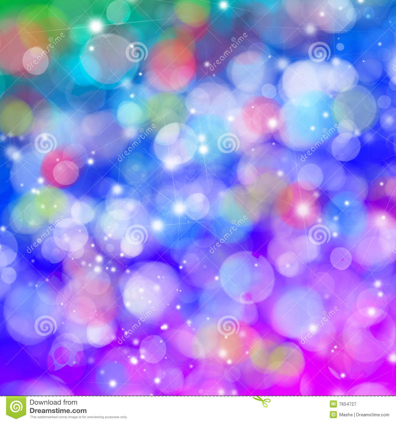 Beautiful Abstract Background Royalty Free Stock